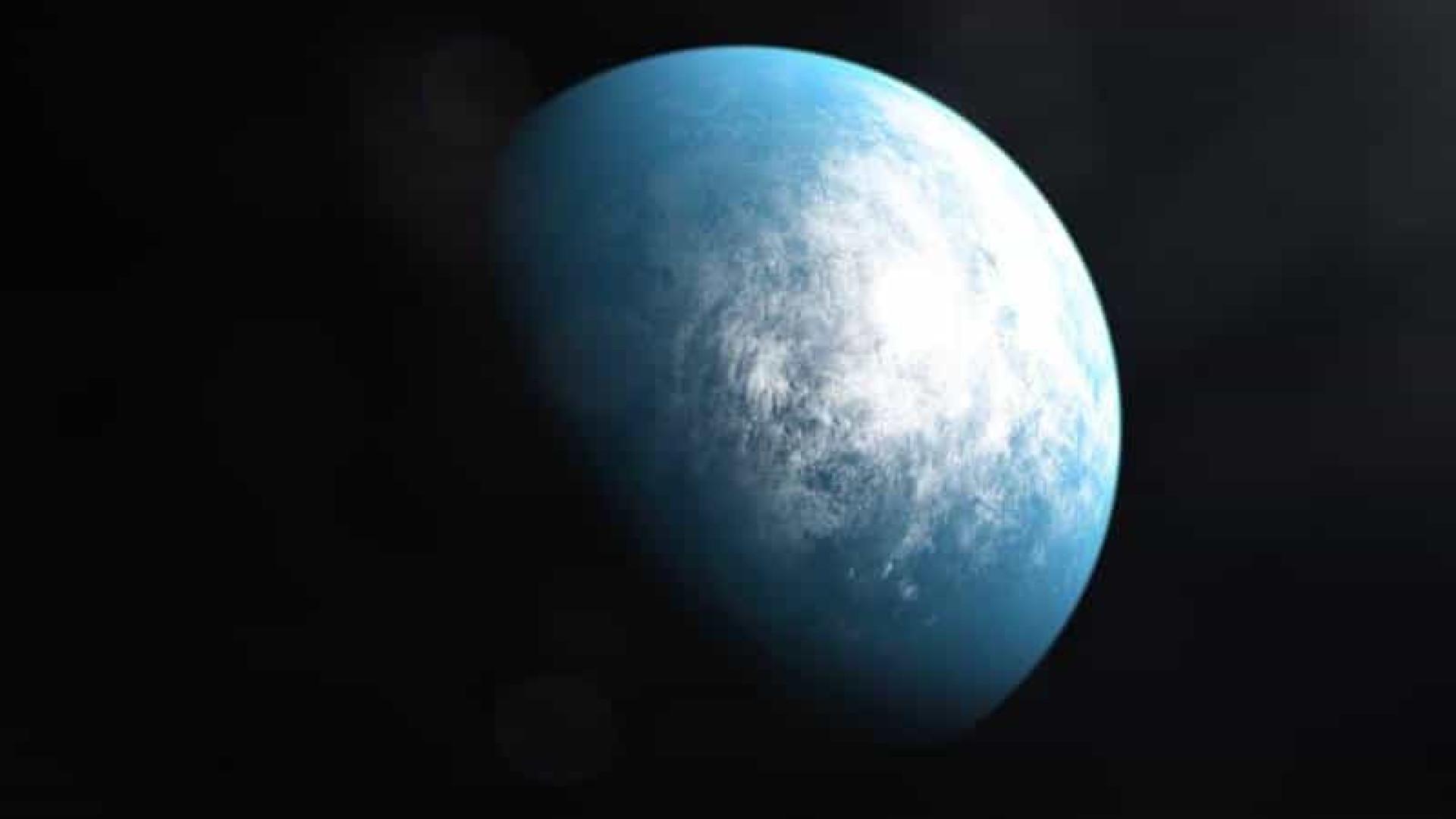 NASA descobre planeta do tamanho da Terra em zona considerada habitável