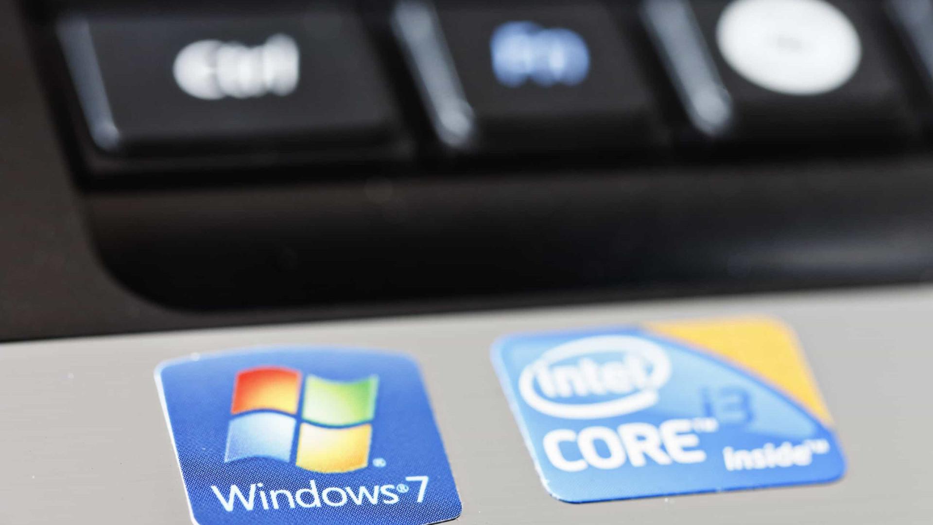Microsoft deixa de atualizar Windows 7 na próxima semana