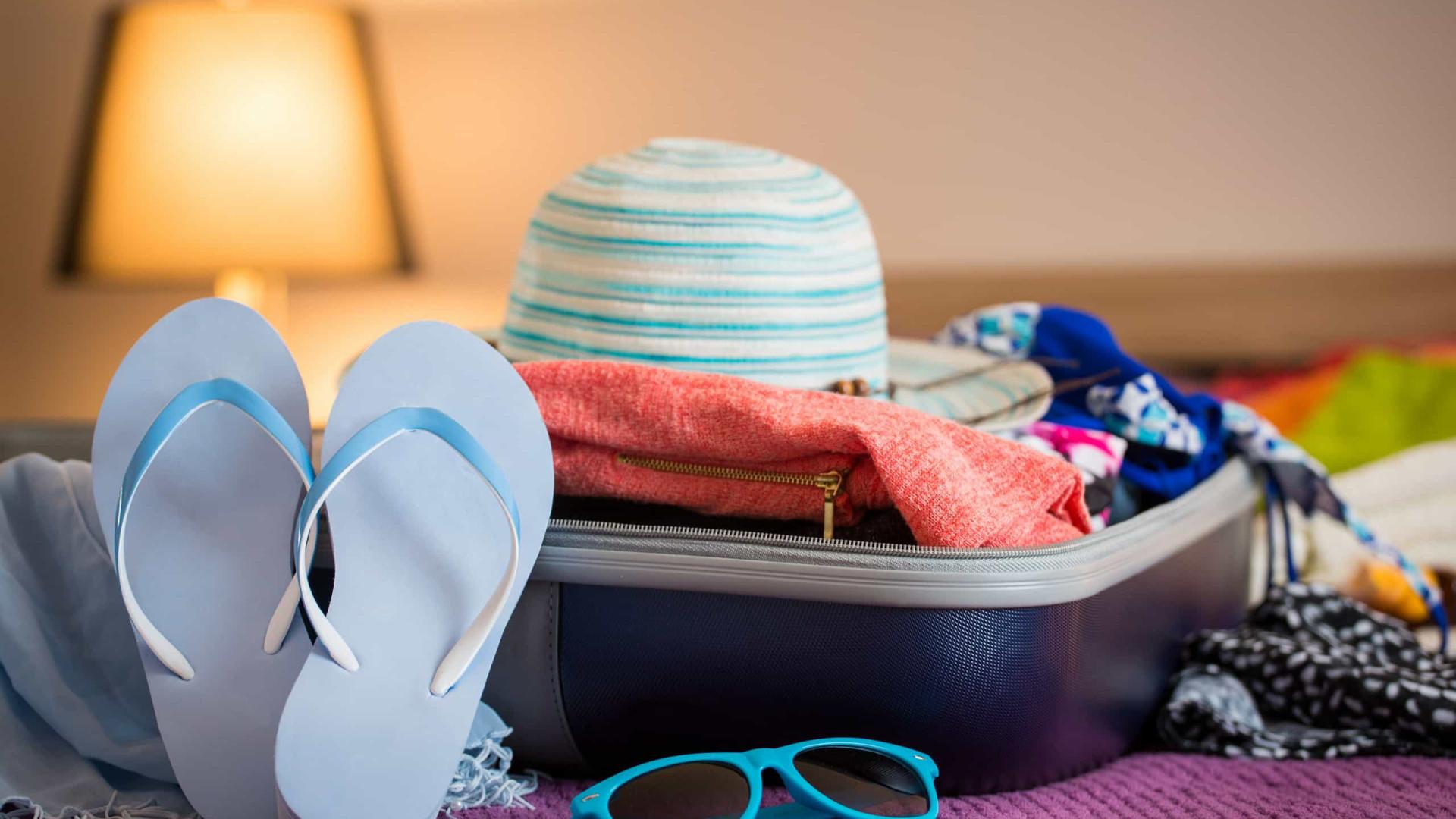 Por que é tão difícil desfazer as malas após uma viagem