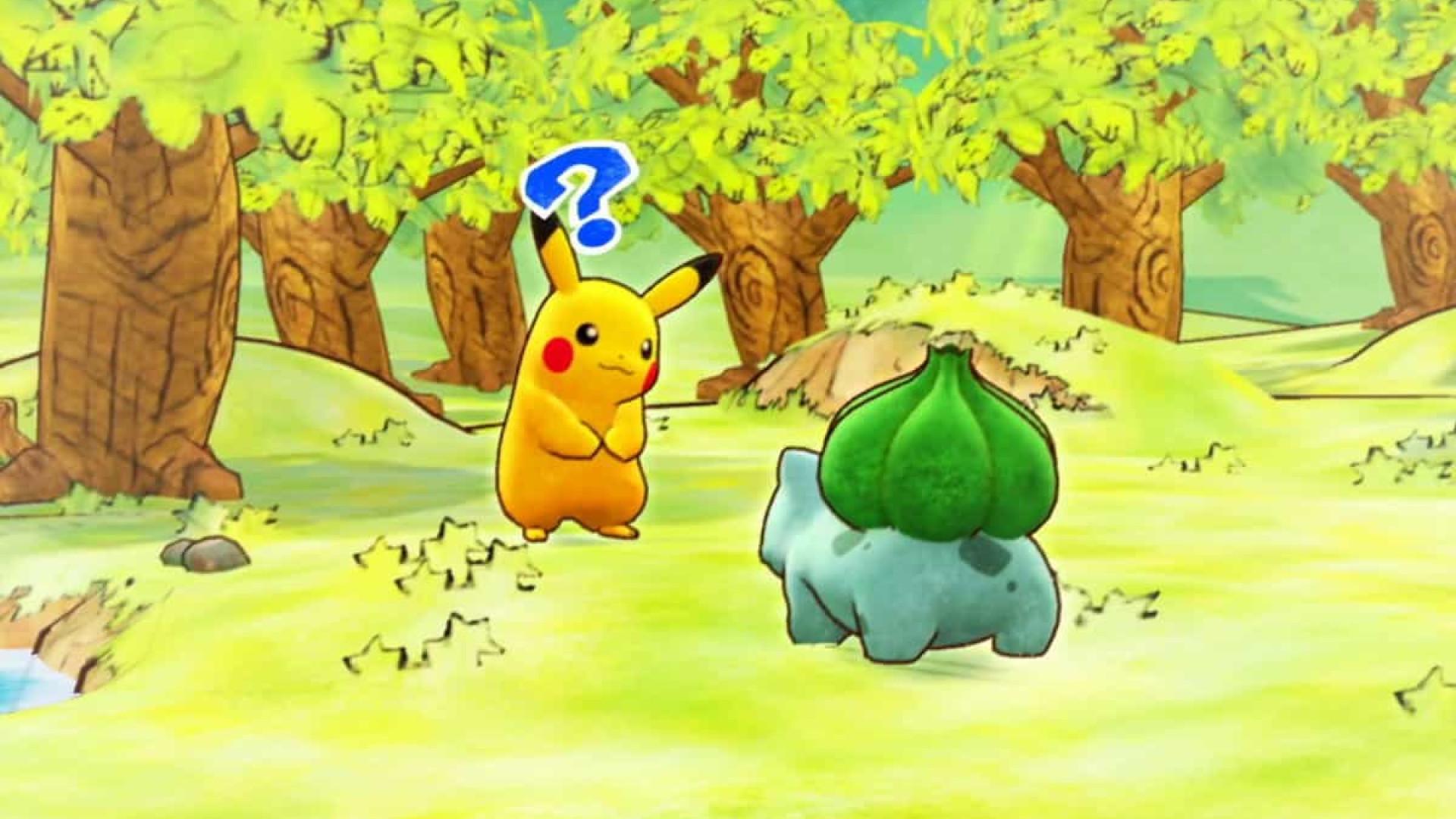 Nintendo: há mais um 'Pokémon' a caminho do Switch