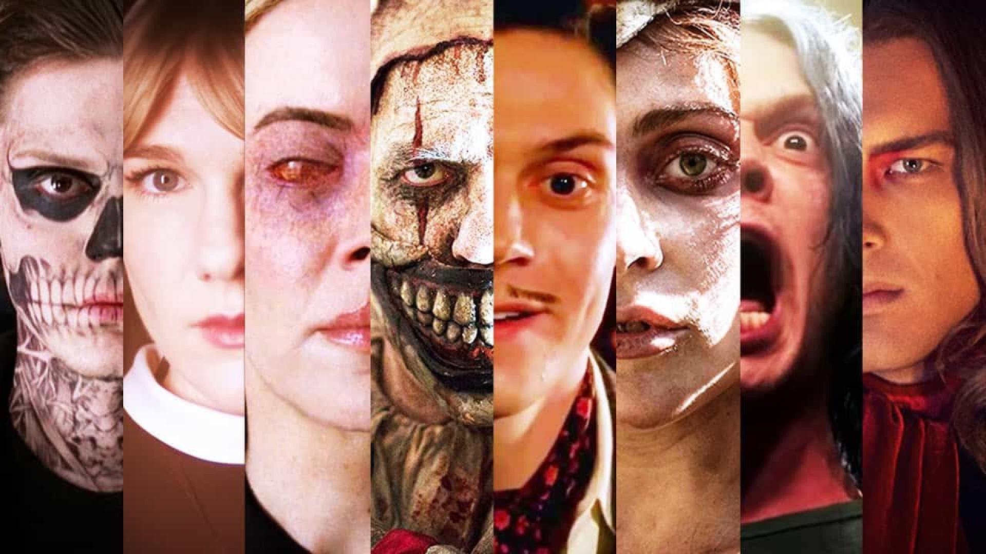 'American Horror Story' é renovada para mais três temporadas