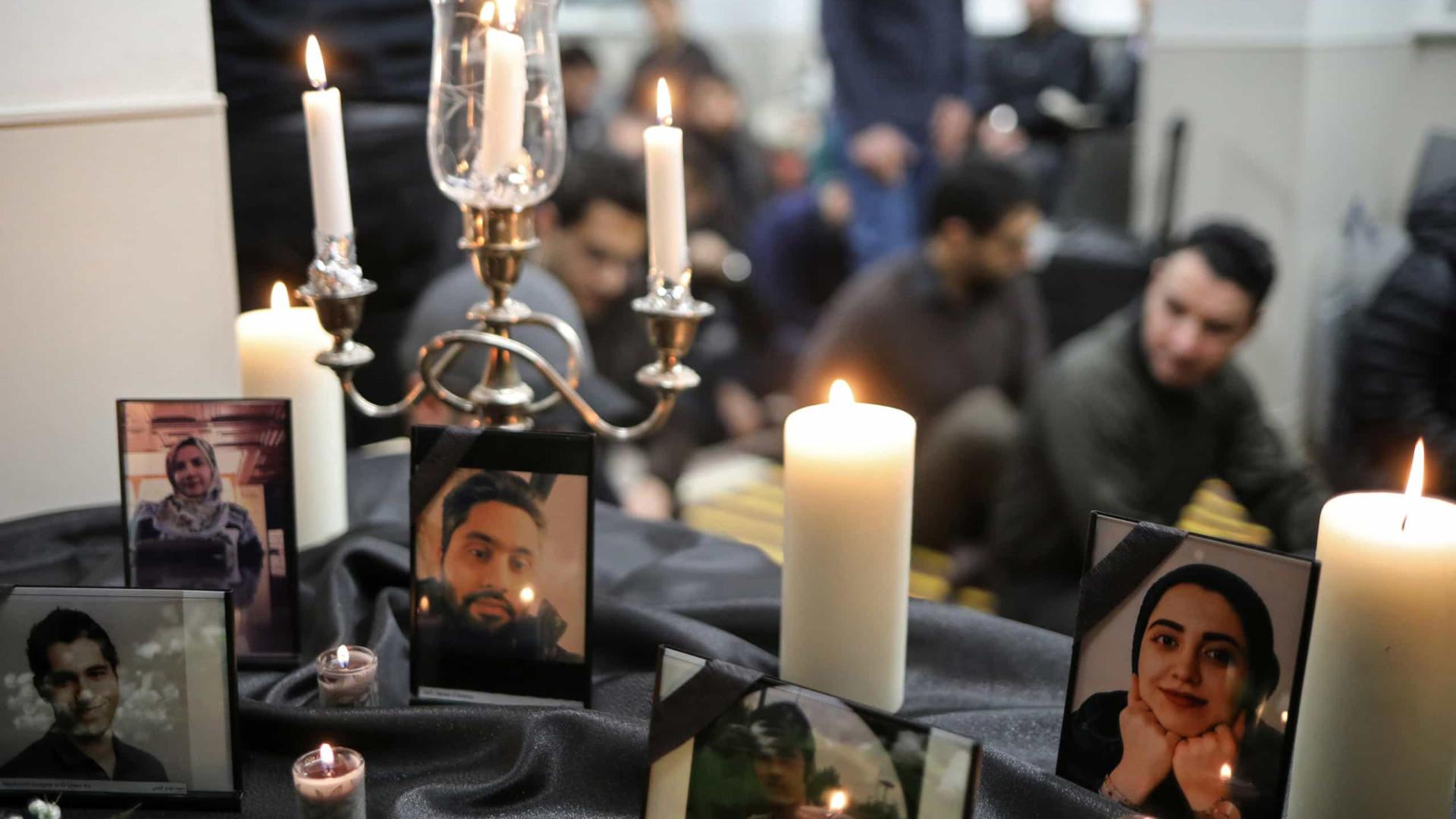 Irã diz que é impossível que avião tenha sido atingido por mísseis