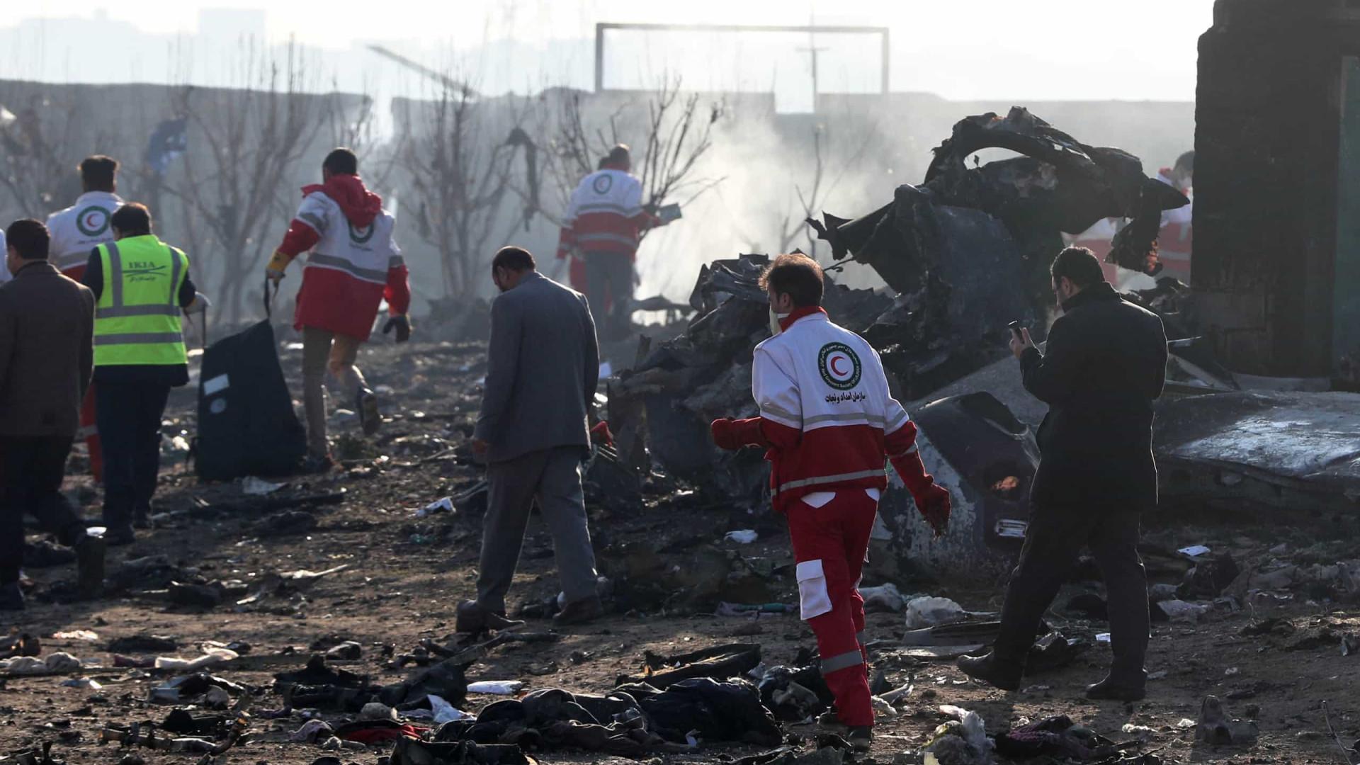 Vídeo mostra o momento em que avião ucraniano foi atingido por míssil