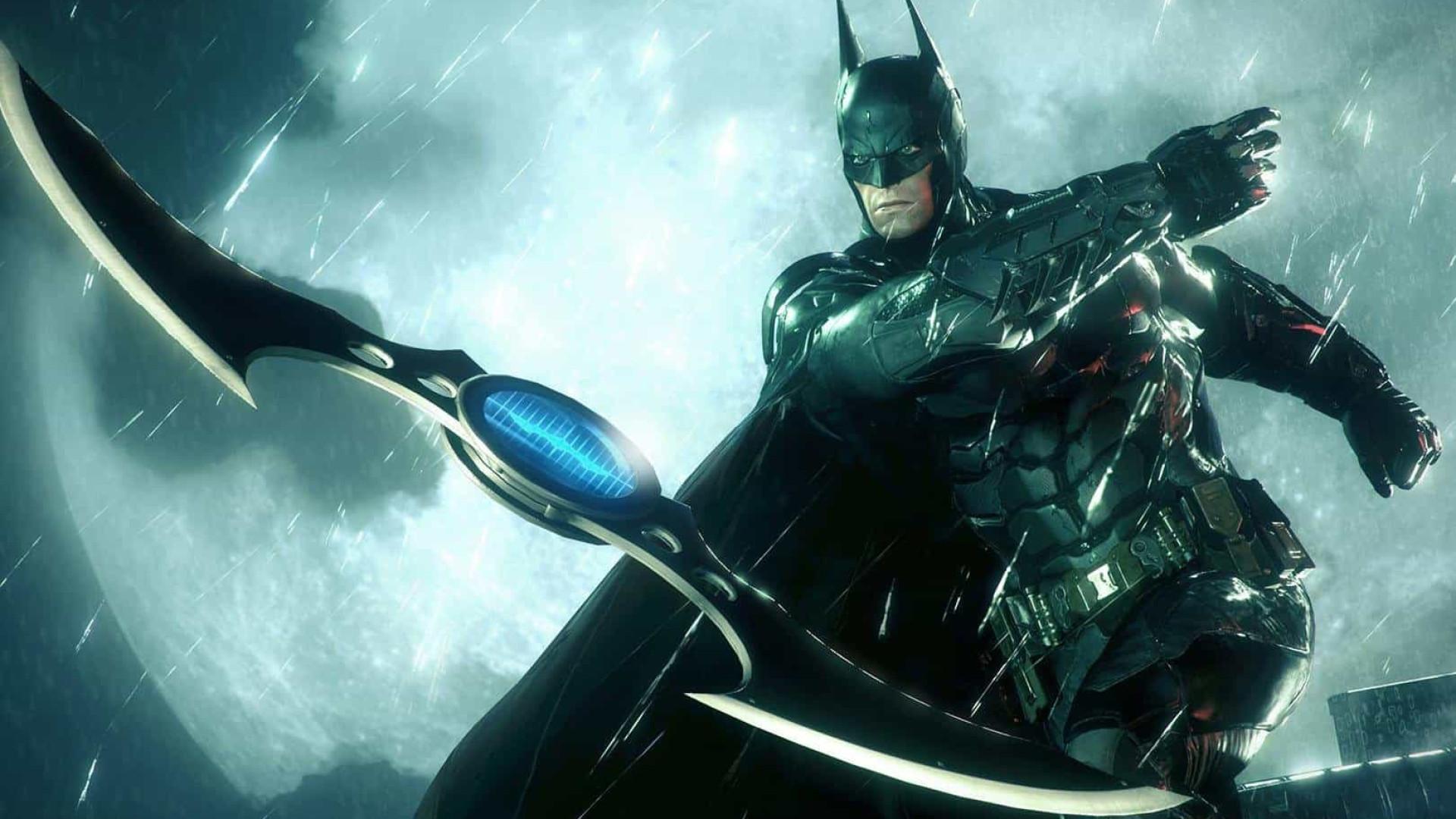 Novo jogo de 'Batman' pode ser anunciado em breve