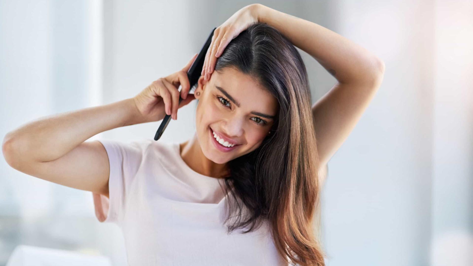 Os quatro erros mais comuns que cometemos ao pentear o cabelo
