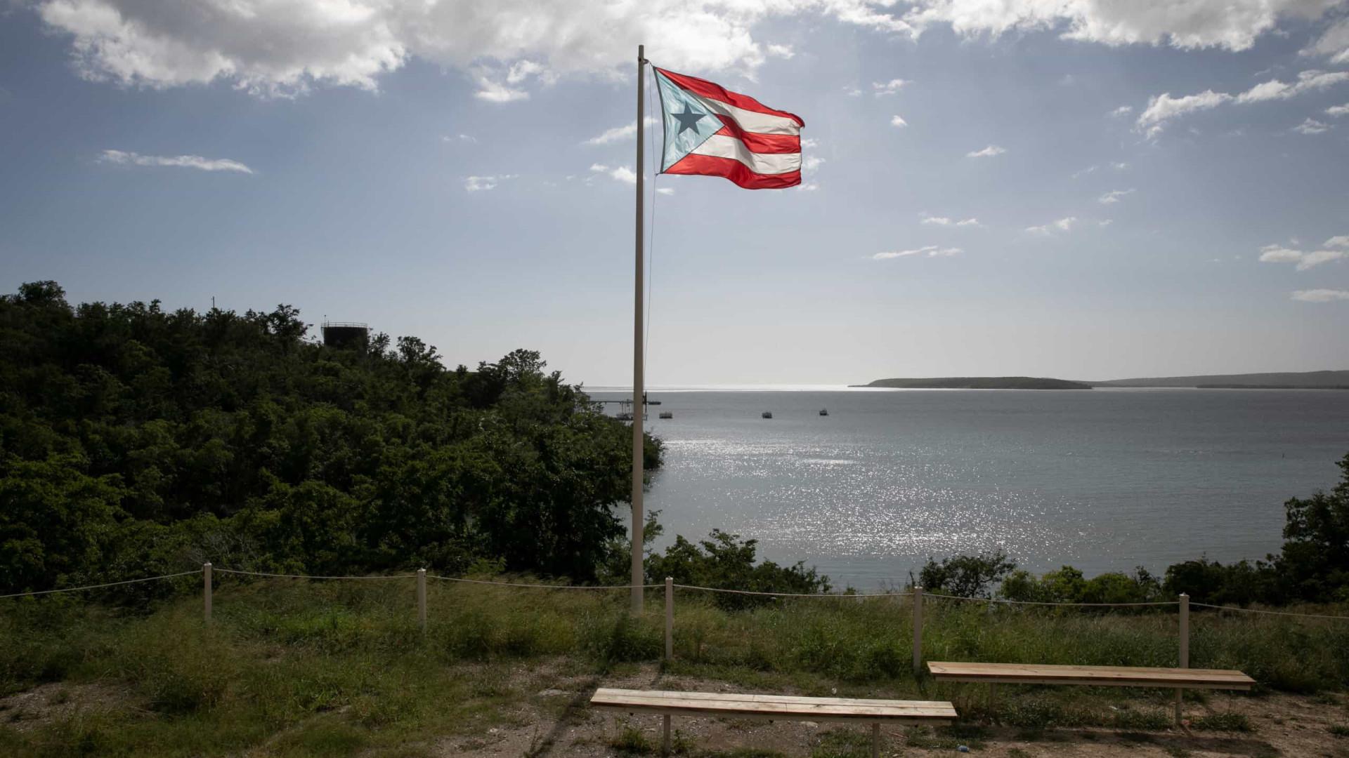 Sismo de 6.0 na escala de Richter abalou hoje Porto Rico
