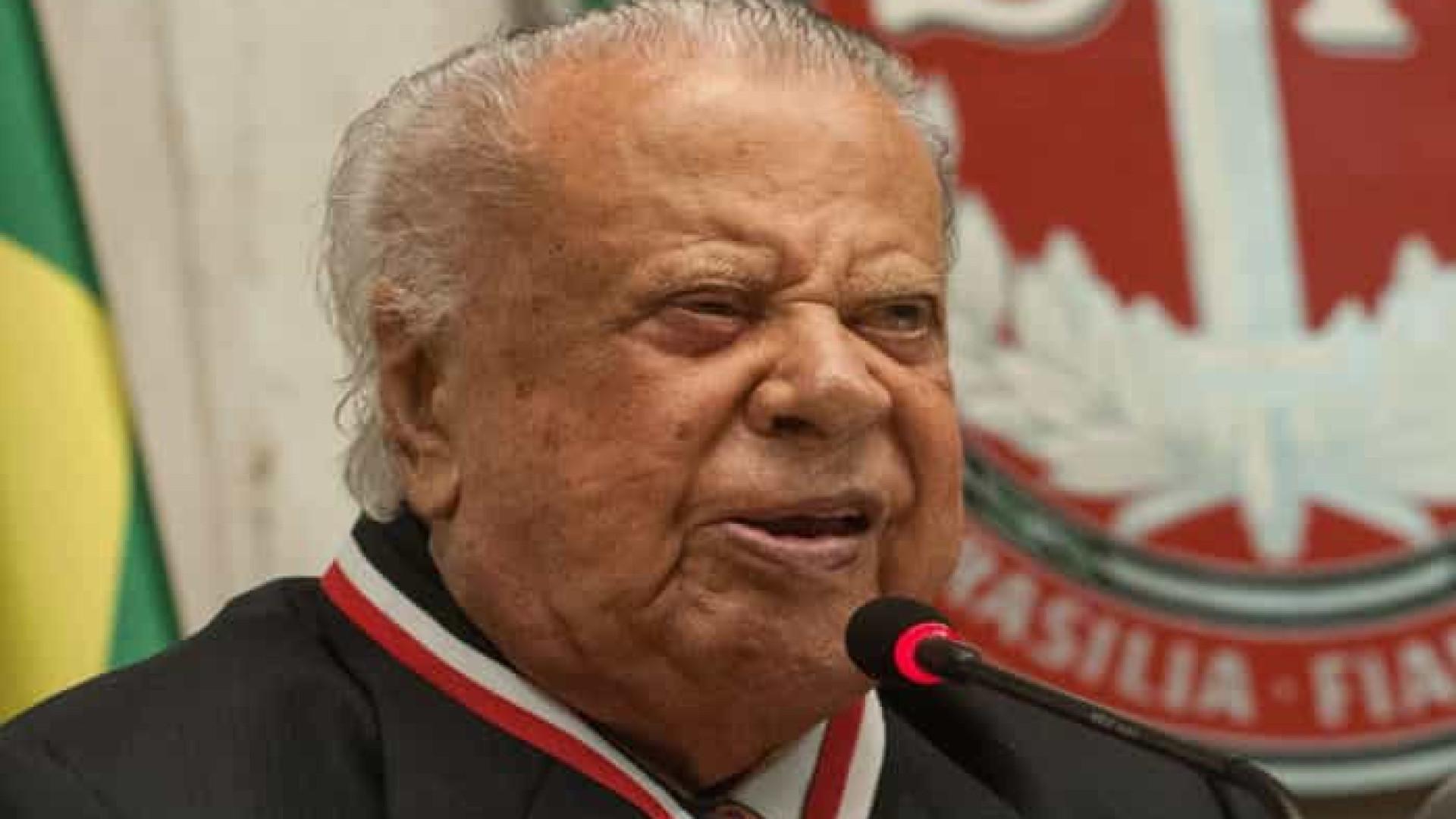 Morre aos 91 anos o ex-deputado federal José Camargo