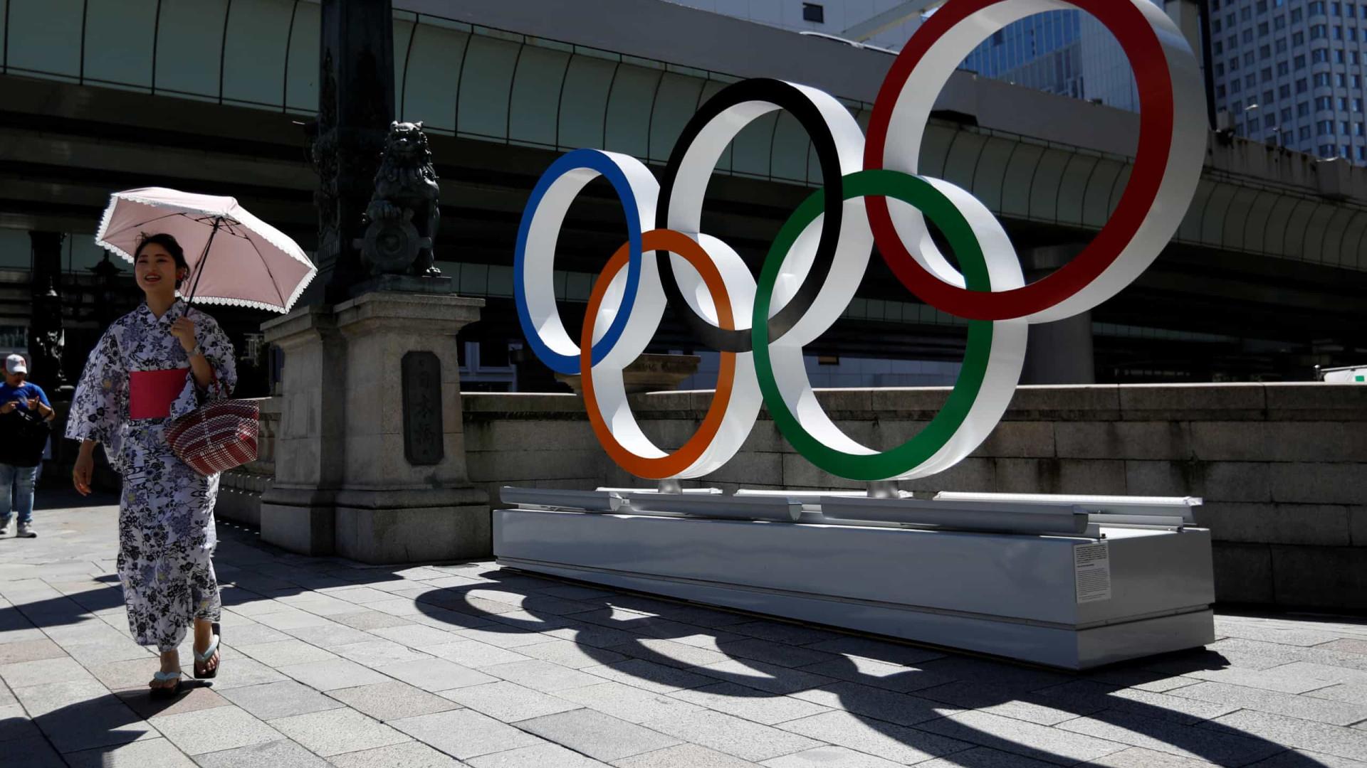 Presidente do COI admite adiamento da Olimpíada de Tóquio