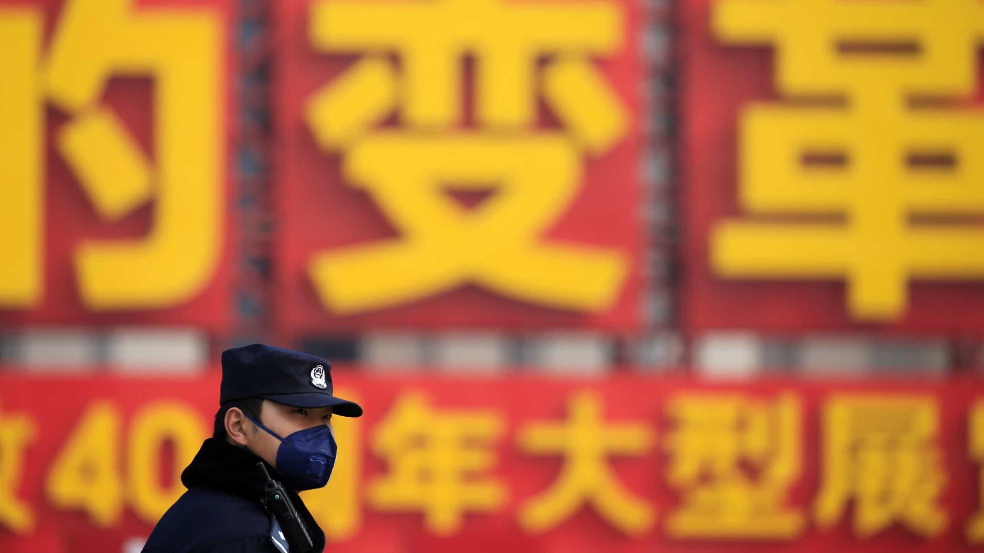 Mais quatro casos detectados de novo tipo de pneumonia na China