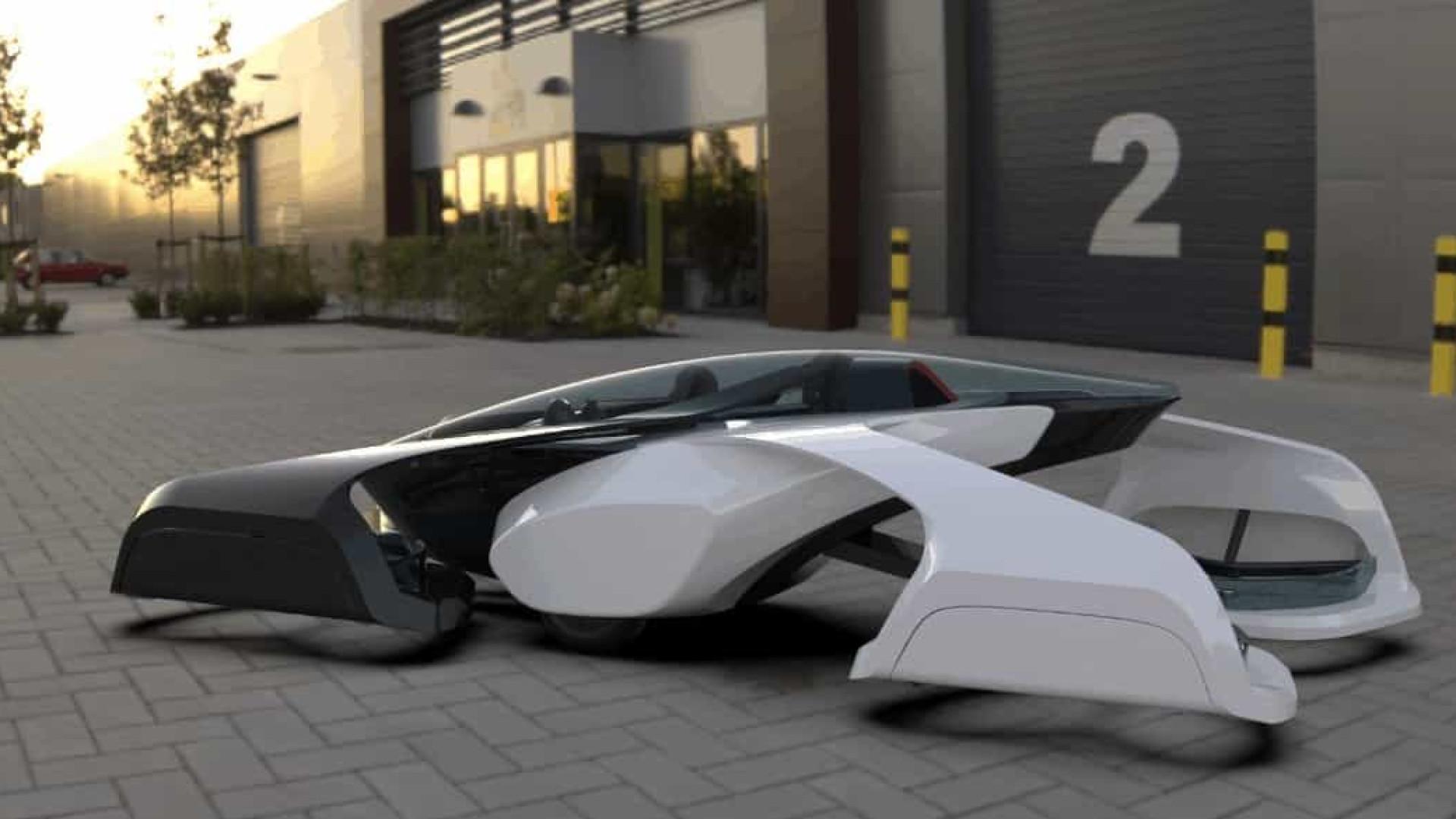 Startup japonesa poderá lançar carro voador em 2023