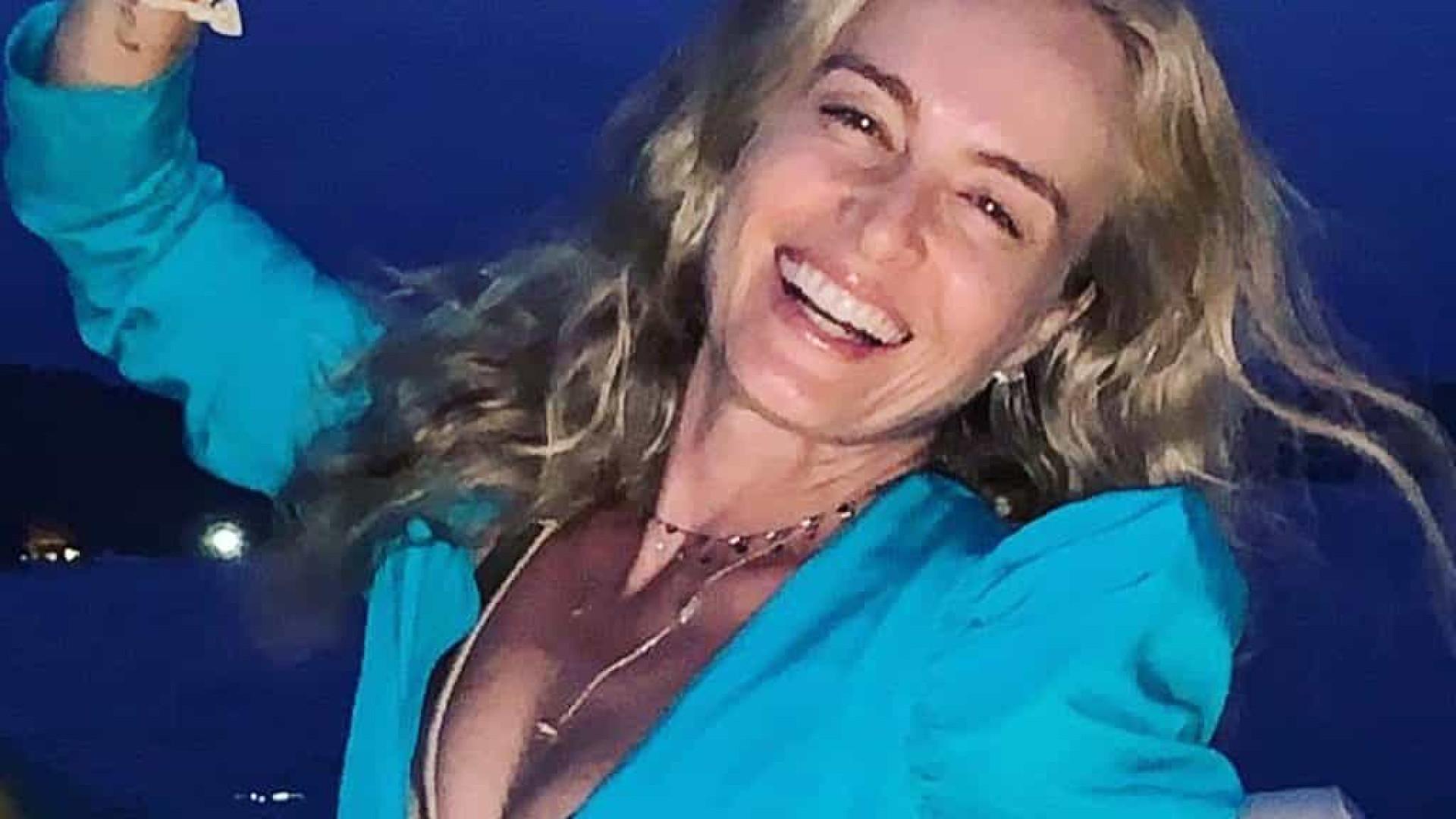 Angélica diz que só aos 44 anos comprou roupas que realmente gostava