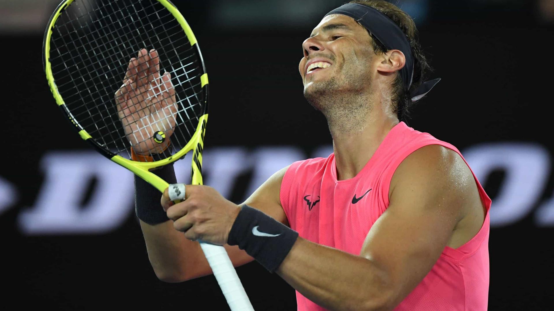 Oficial: Rafael Nadal não vai ao US Open
