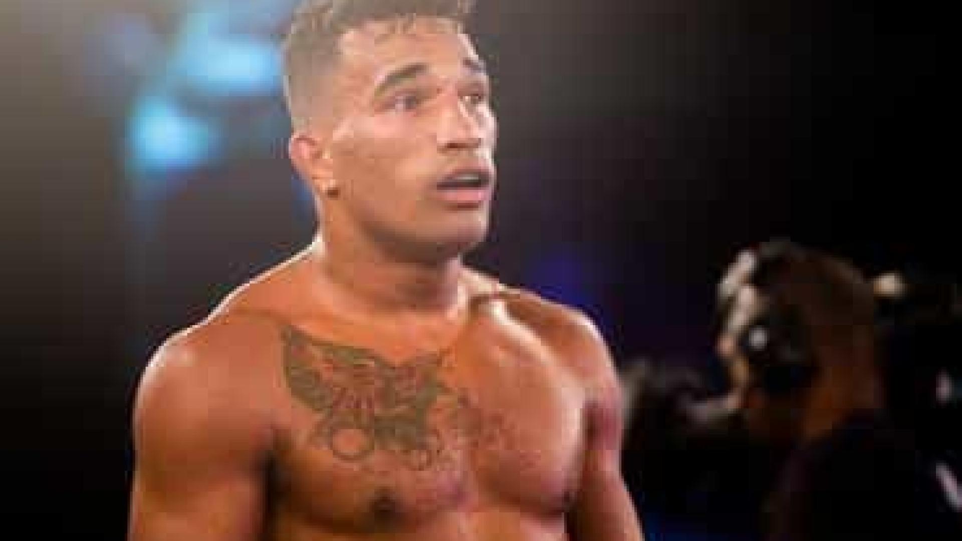 Boxeador brasileiro cancela viagem para China