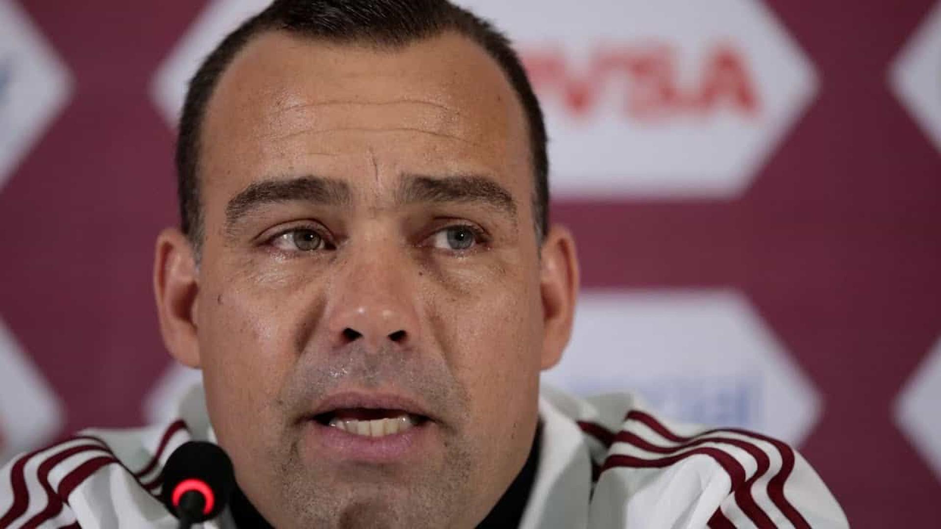 Dudamel prevê mudanças no Atlético-MG e se diz ansioso por jogo em casa
