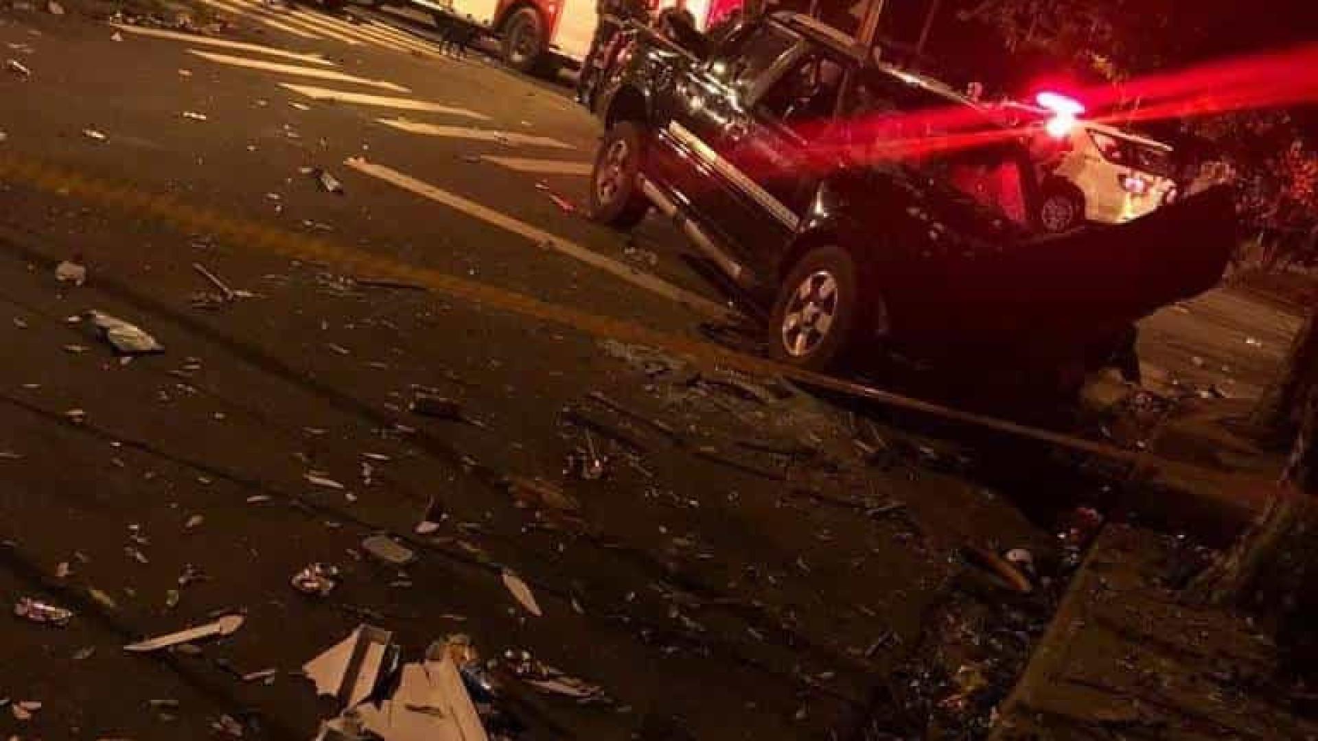 Atropelamento coletivo mata duas pessoas e deixa 16 feridas em SP
