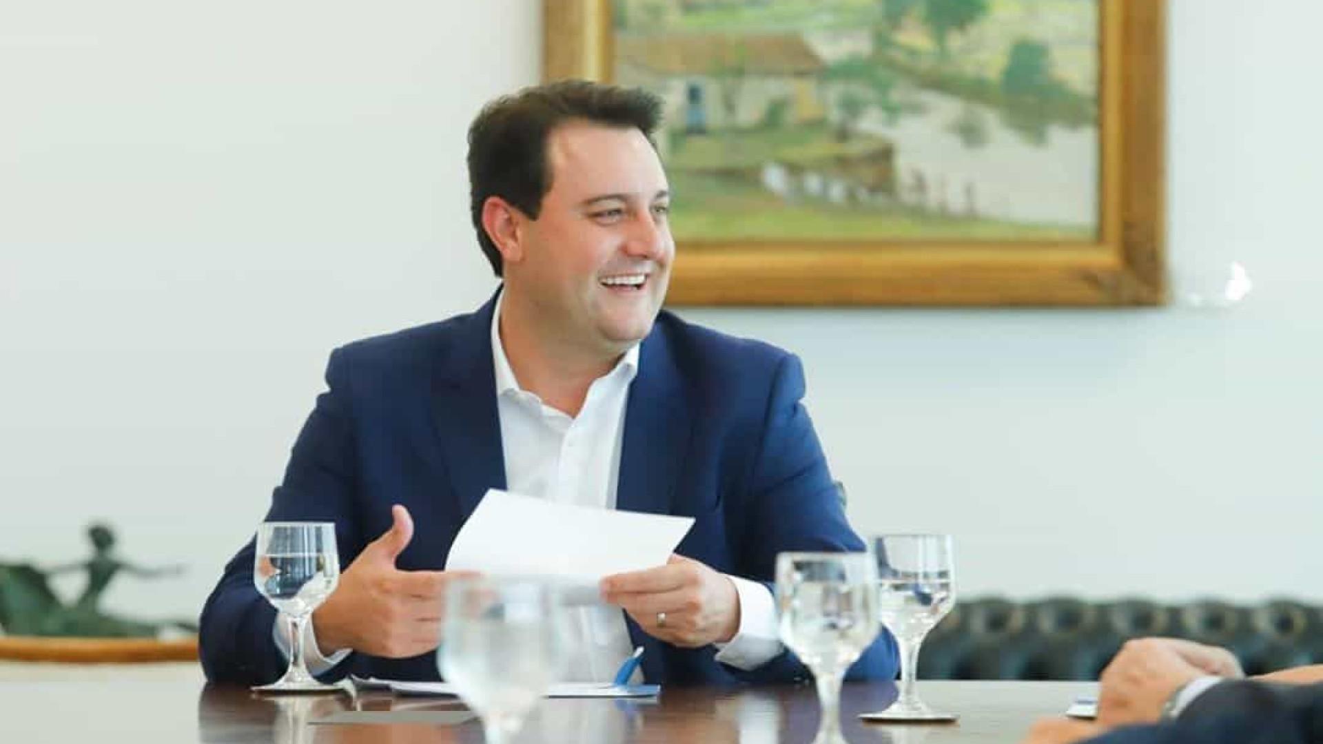 Ratinho Júnior diz não acreditar em reforma tributária muito ampla