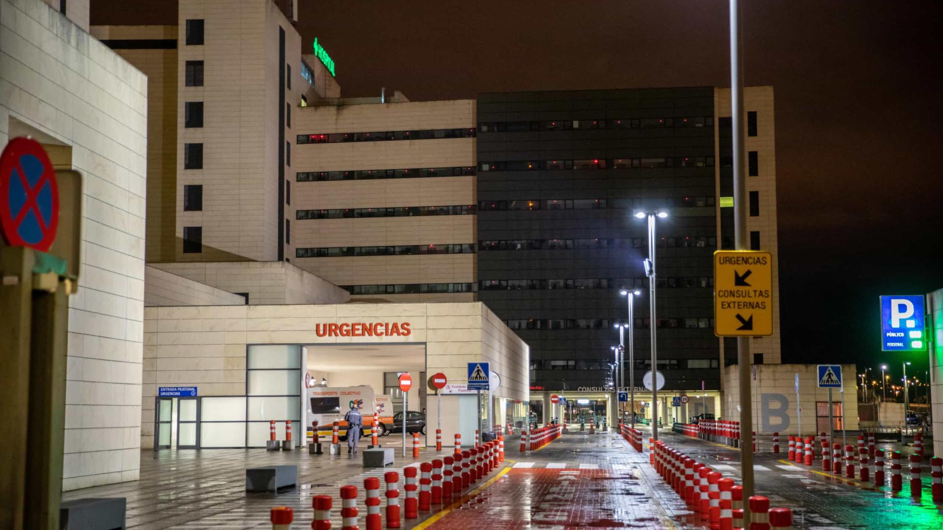 Espanhóis em quarentena em hospital de Madrid já têm data para alta