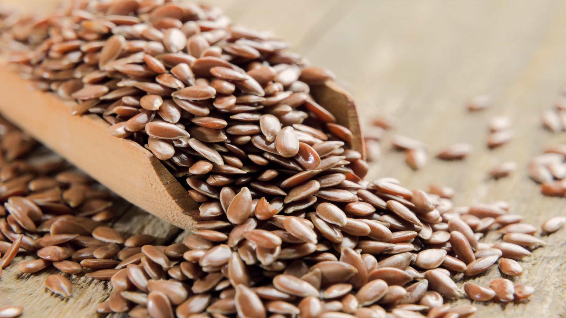 Conquiste uma cabeleira bonita e saudável com sementes de linhaça