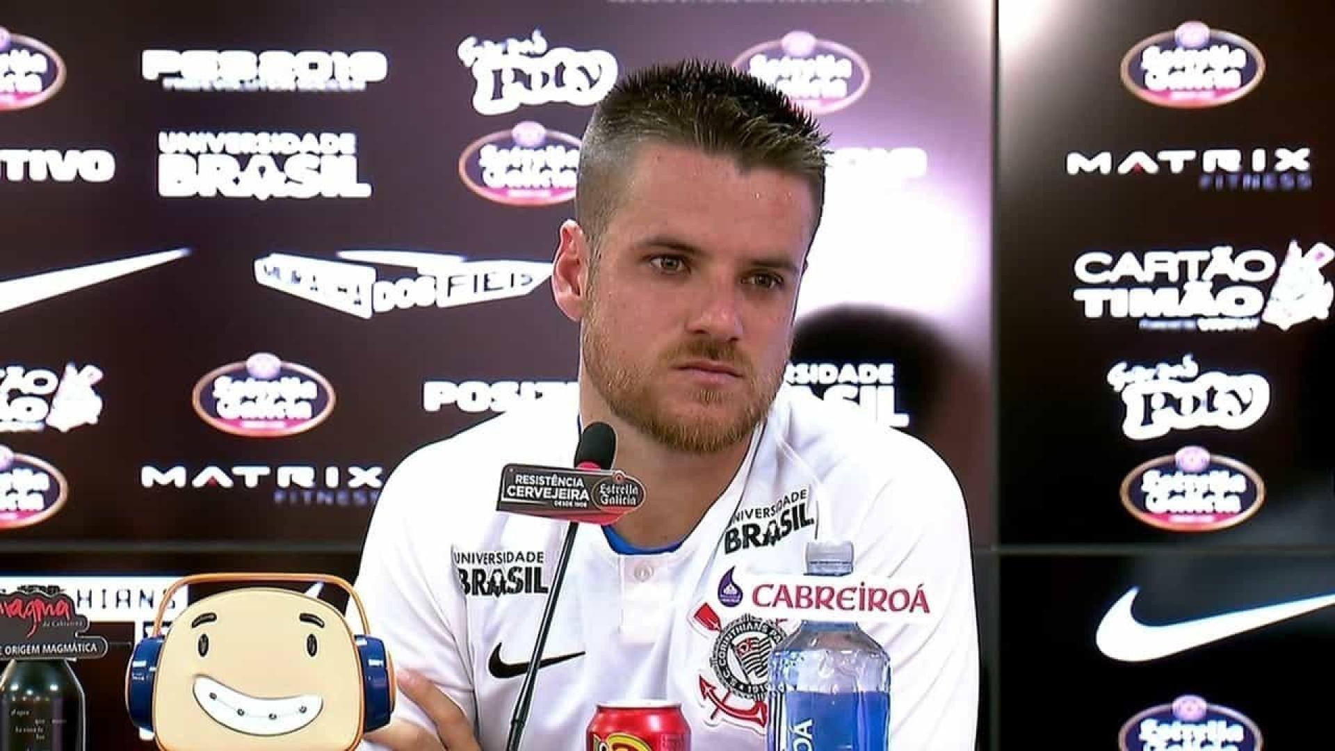 Se recuperando, Ramiro pode voltar ao time do Corinthians no dia 15