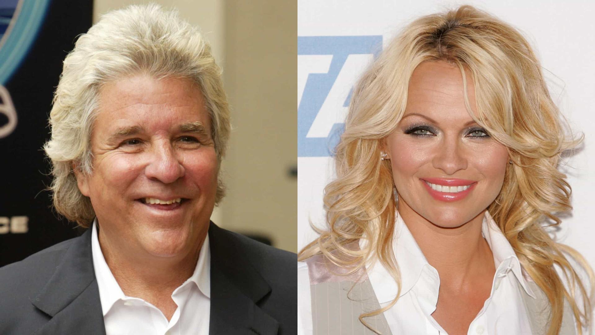 """Pamela Anderson casou """"por ter coração aberto"""" (união durou 12 dias)"""