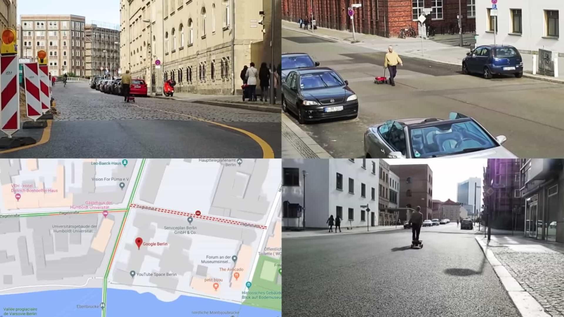 Confia no Google Maps? Experiência mostra que não devia