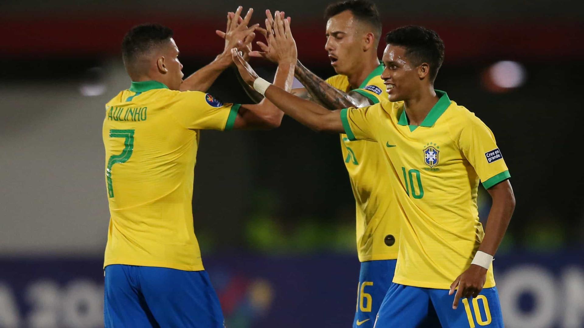 Brasil empata com Uruguai e se complica no Pré-Olímpico