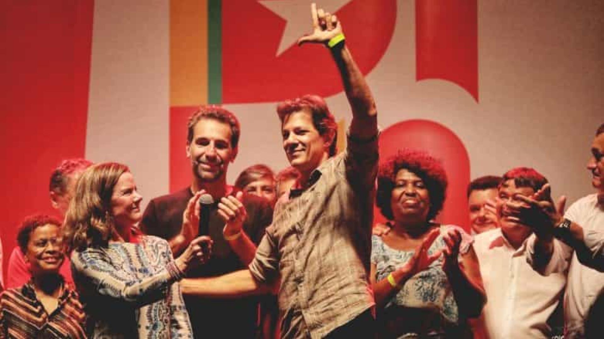 PT autoriza alianças com centrão, PSDB, DEM e até PSL