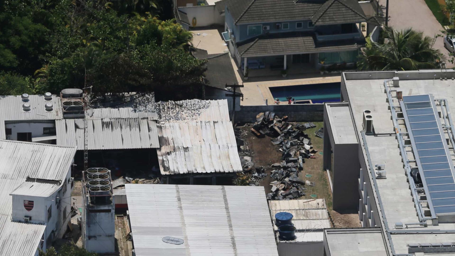 8 de fevereiro: um ano da tragédia no CT do Flamengo