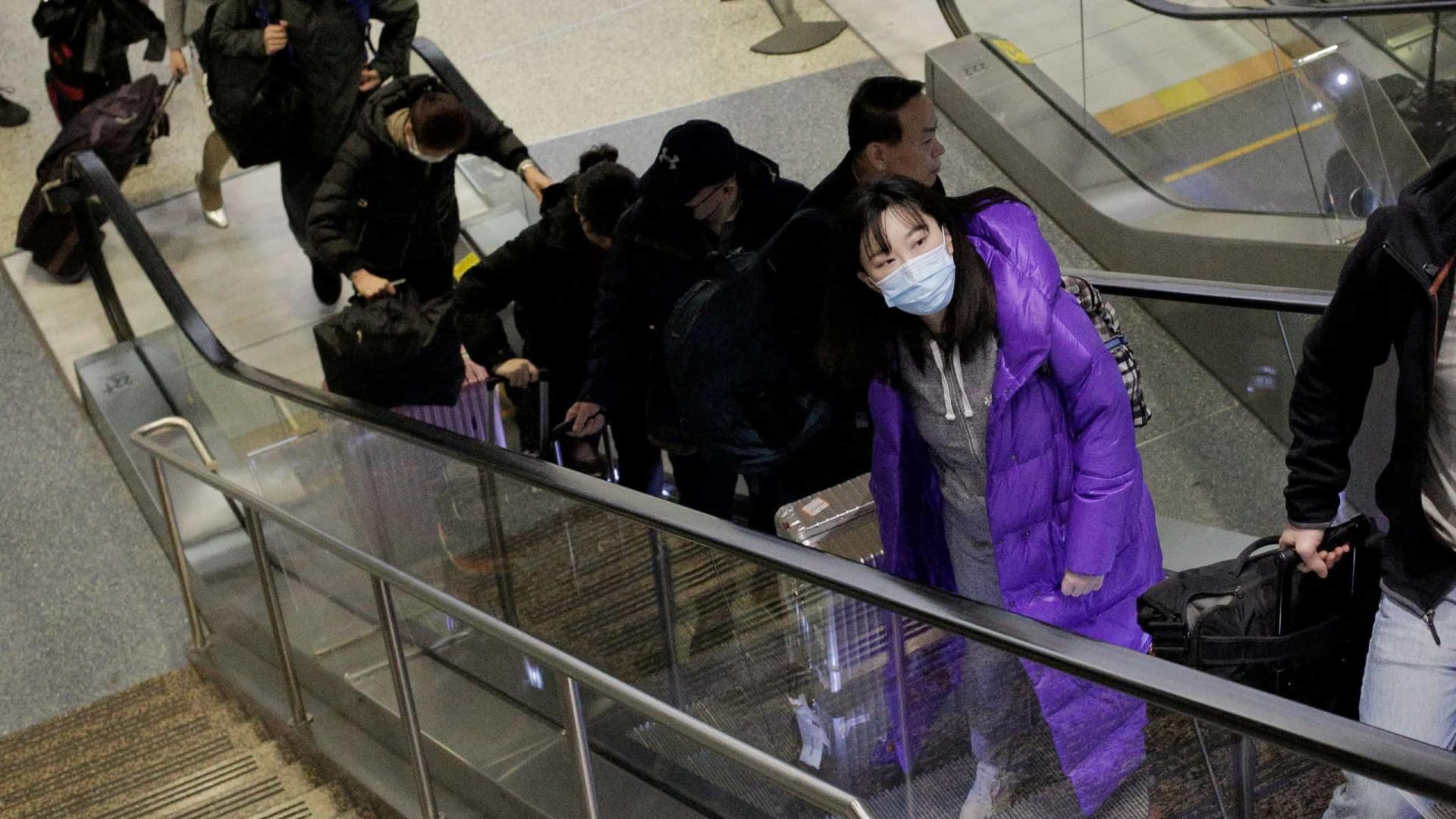 Cinco milhões fugiram de Wuhan antes ser posta em quarentena