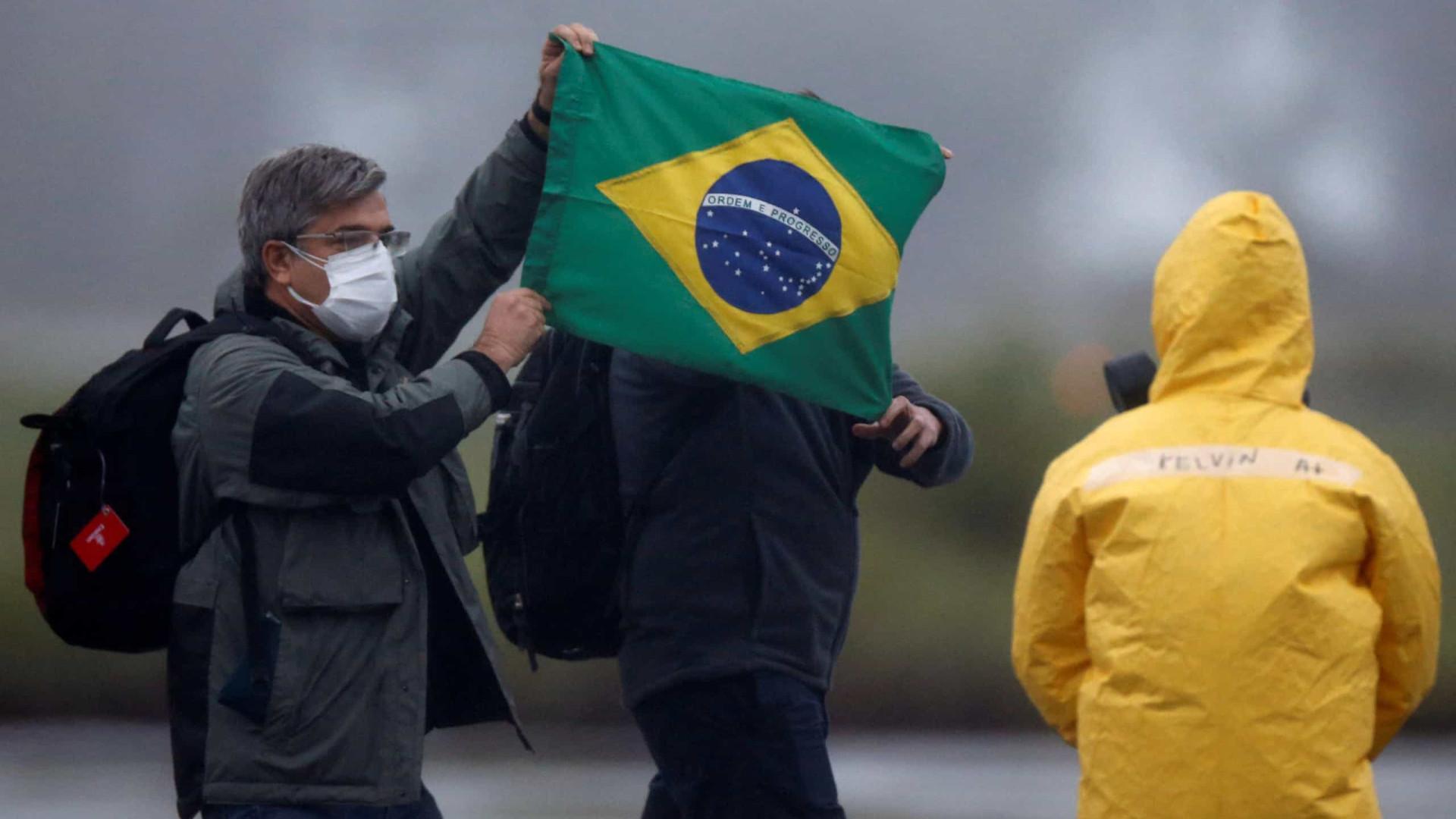 FAB resgata 66 brasileiros que estavam retidos no Peru