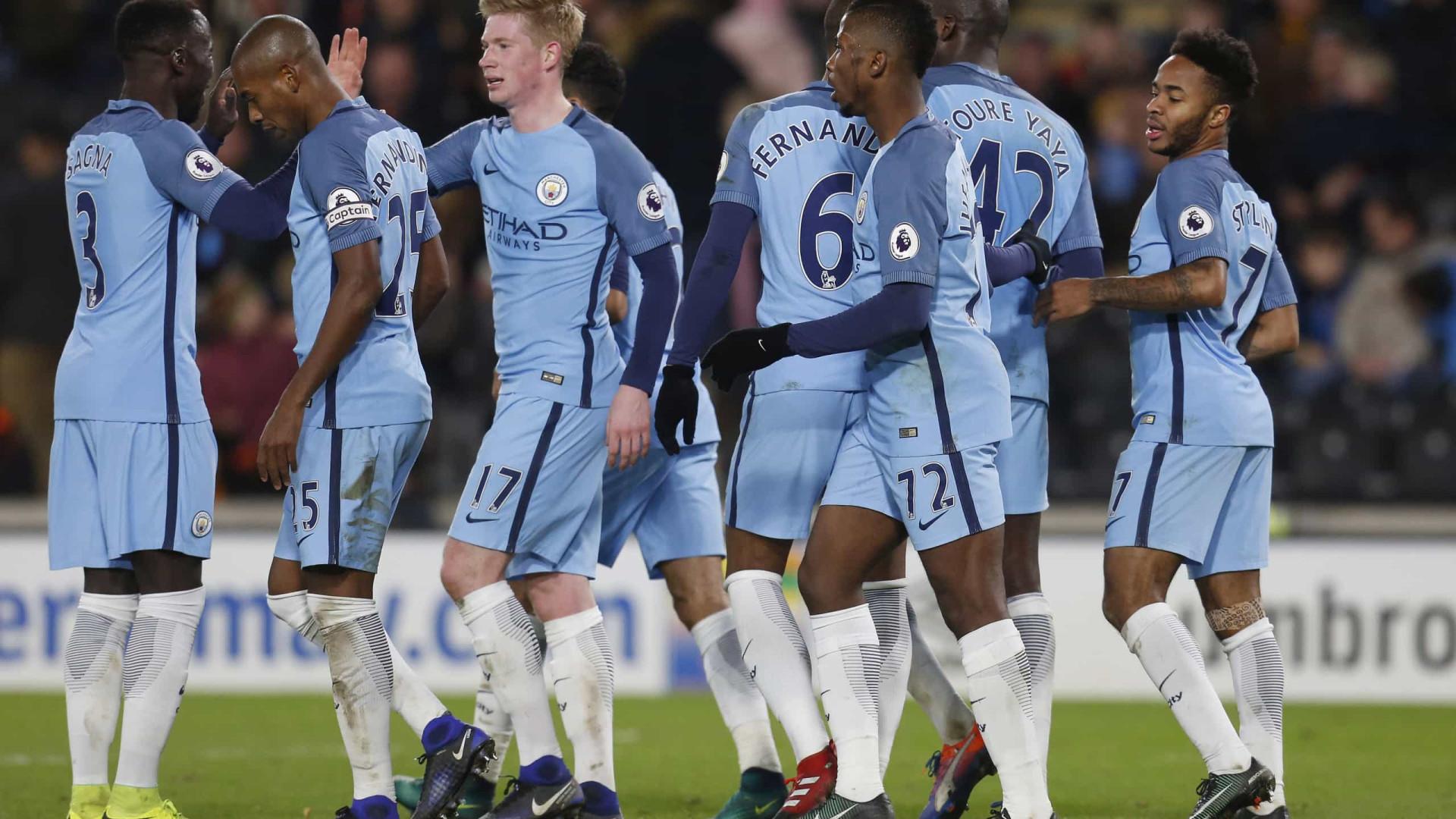 Manchester City é banido por duas temporadas da Champions League