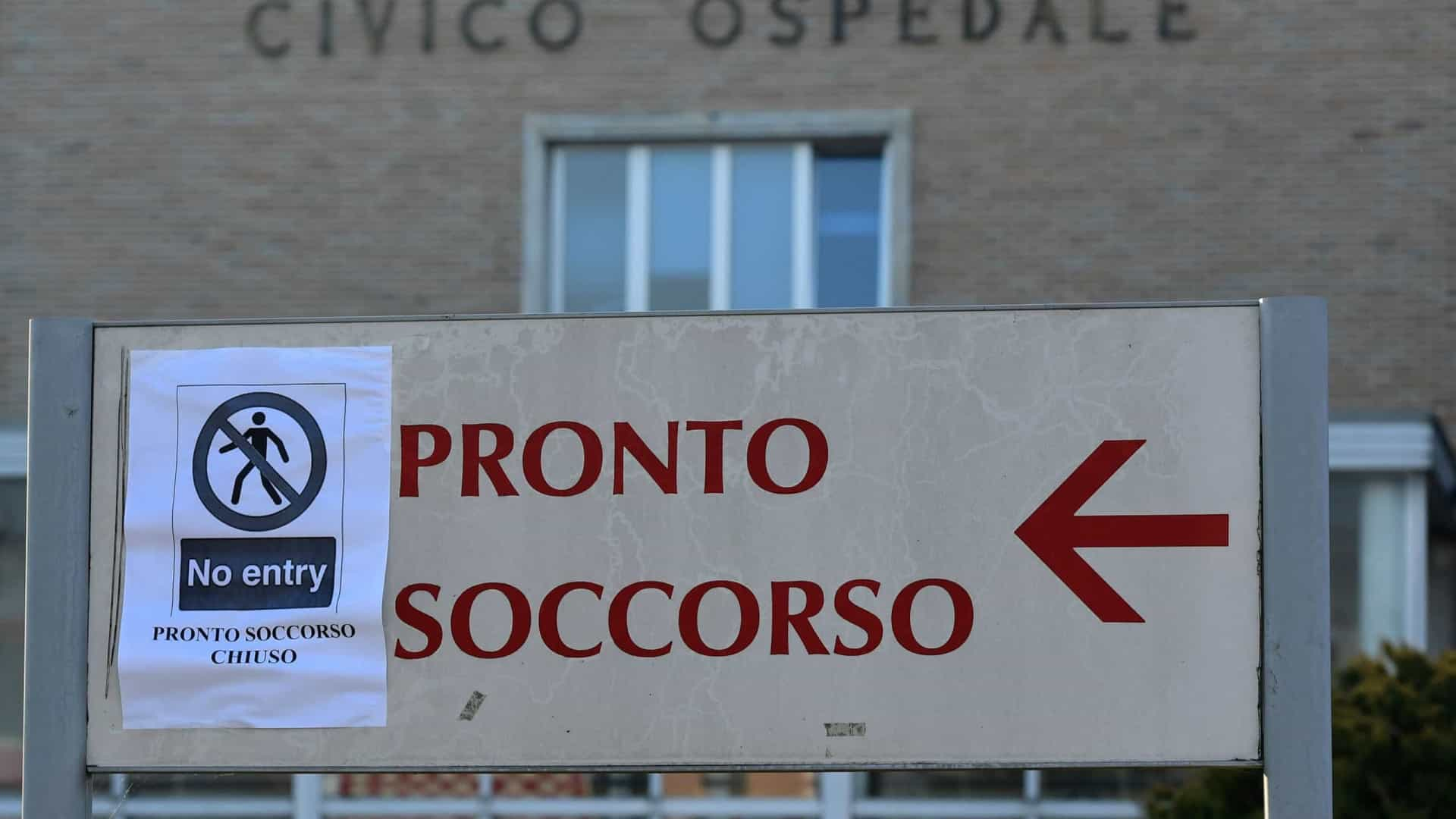 Cerca de 30% dos infectados em países europeus foram hospitalizados