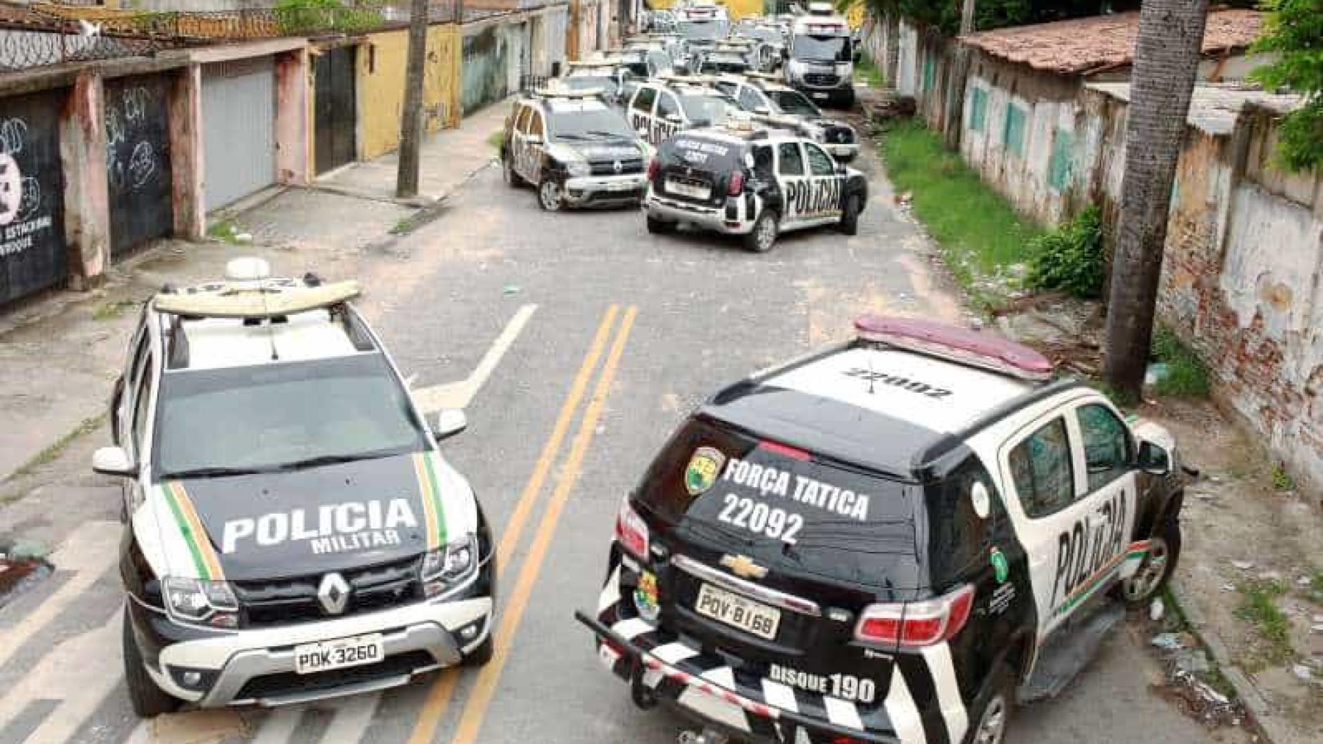 Justiça decreta preventiva de 44 PMs amotinados no Ceará