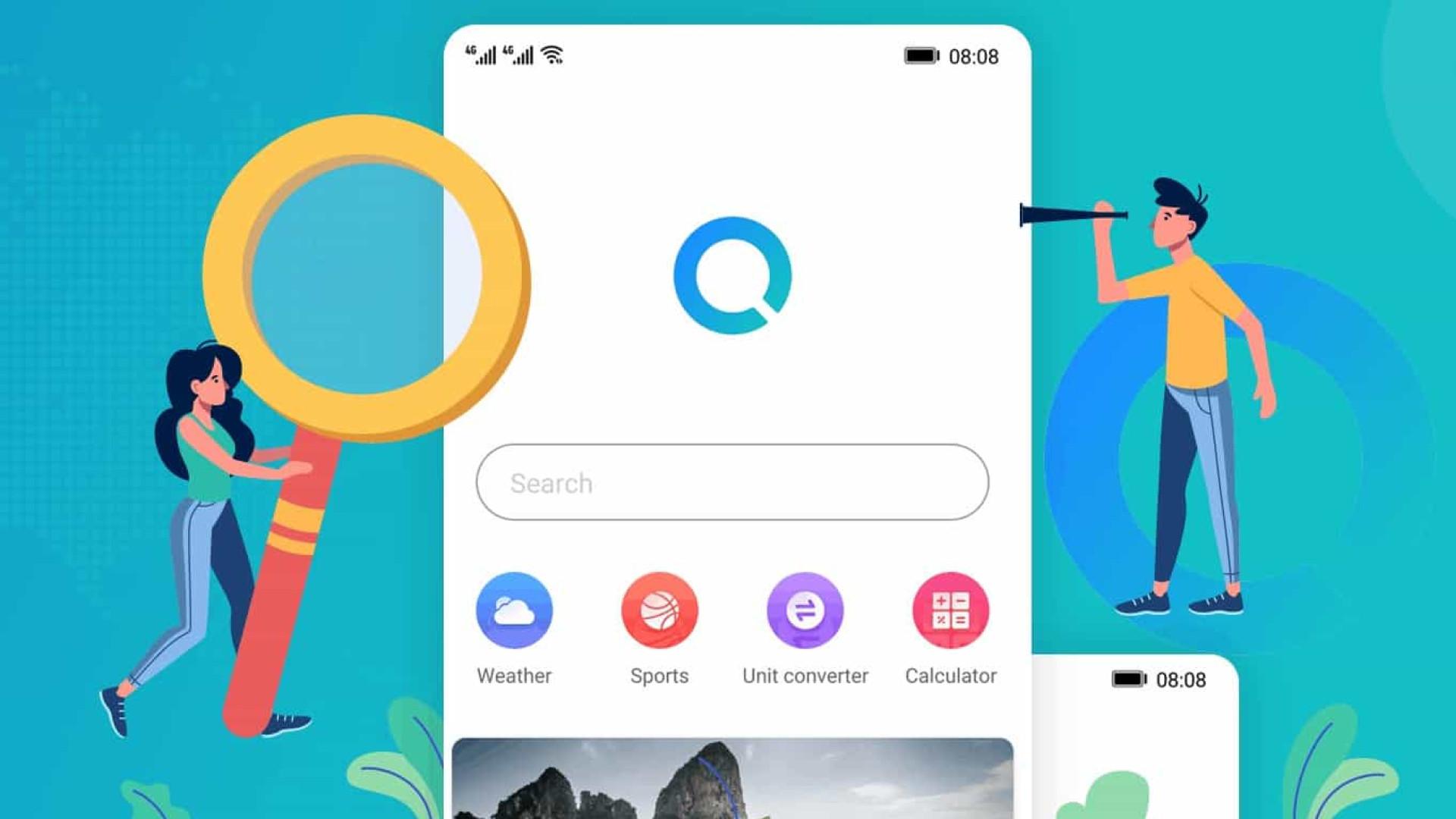 Huawei começou a testar sistema alternativo ao Google