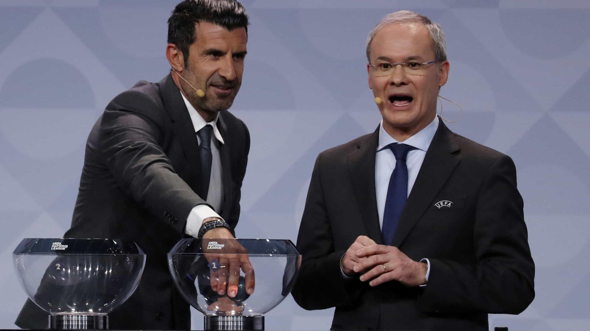 Liga das Nações terá 'grupo da morte' com Portugal, França e Croácia
