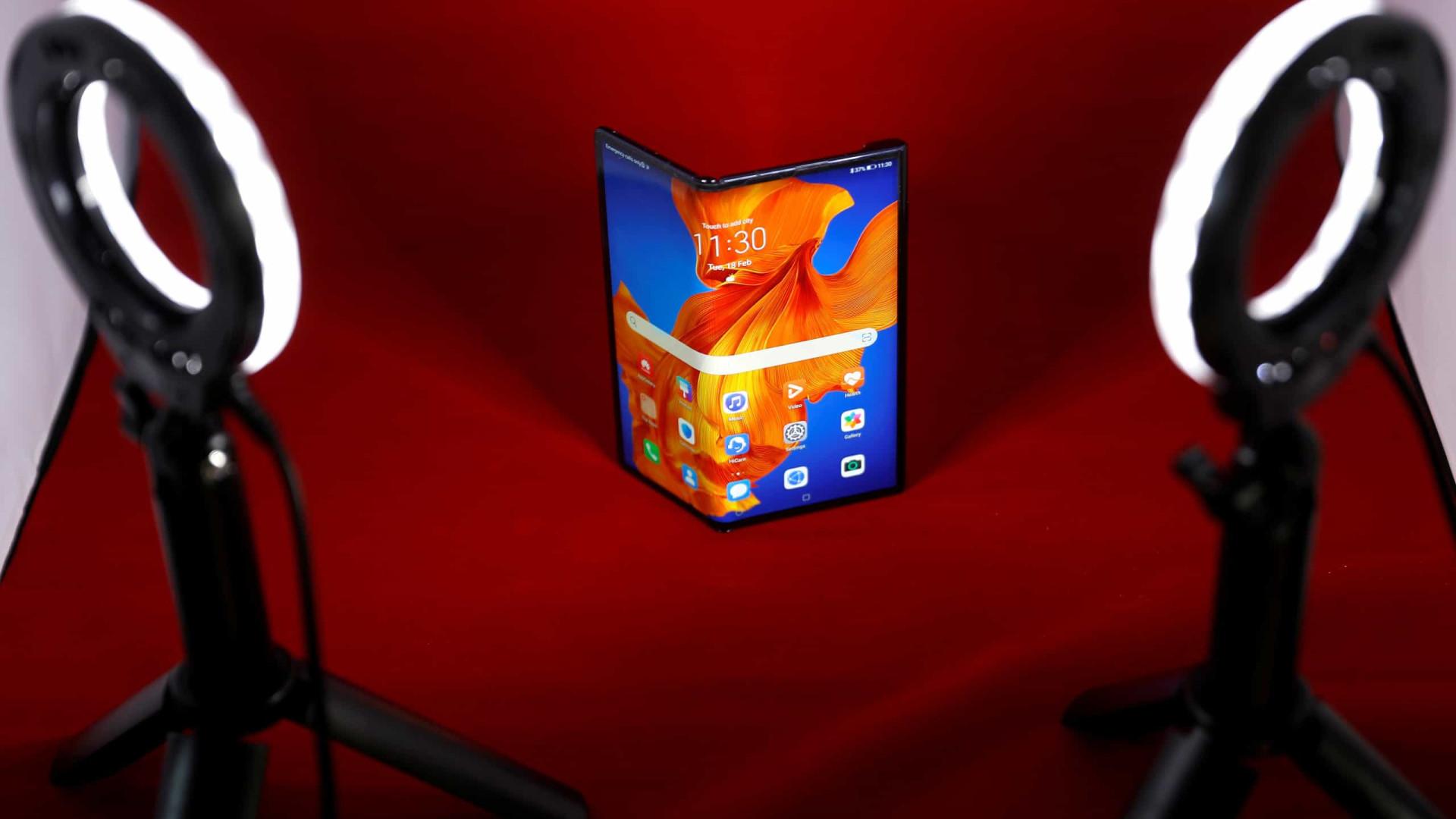 Huawei Mate Xs já está à venda na China