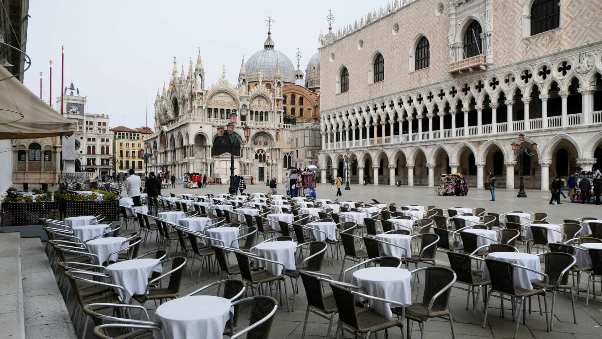 Itália: Número de mortos por coronavírus salta para 148