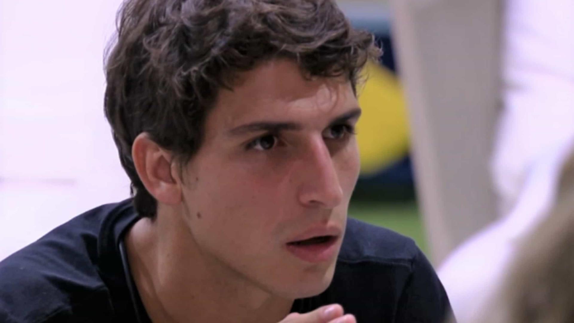 Prior é o novo líder do Big Brother Brasil