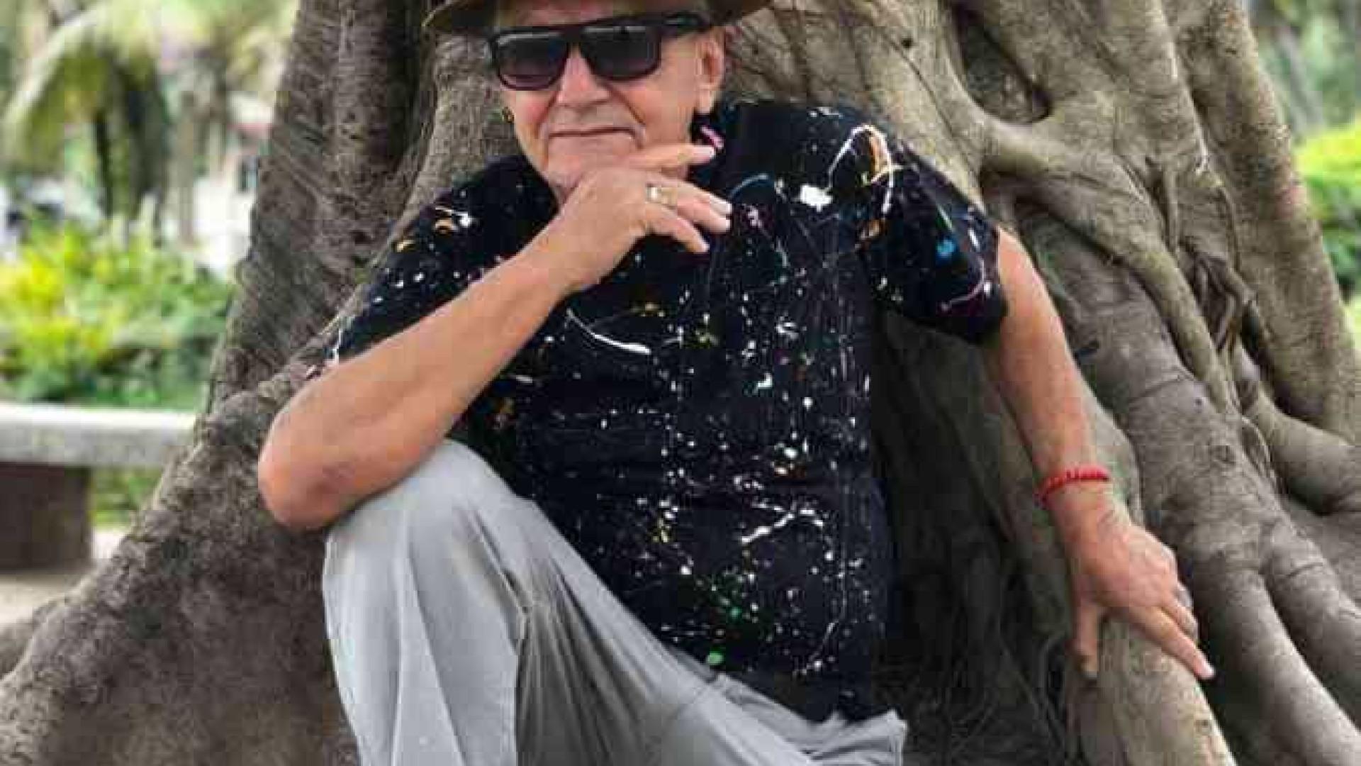 Poeta e letrista Jorge Salomão morre aos 73 anos