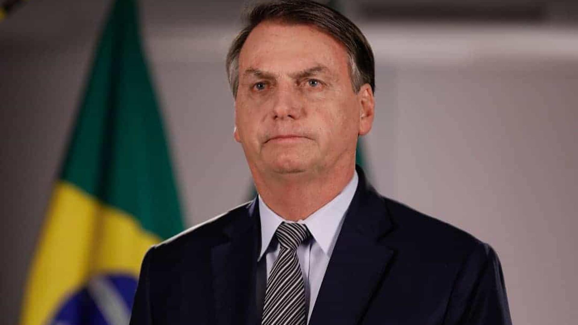 Bolsonaro manda recado ao Congresso e defende presidencialismo