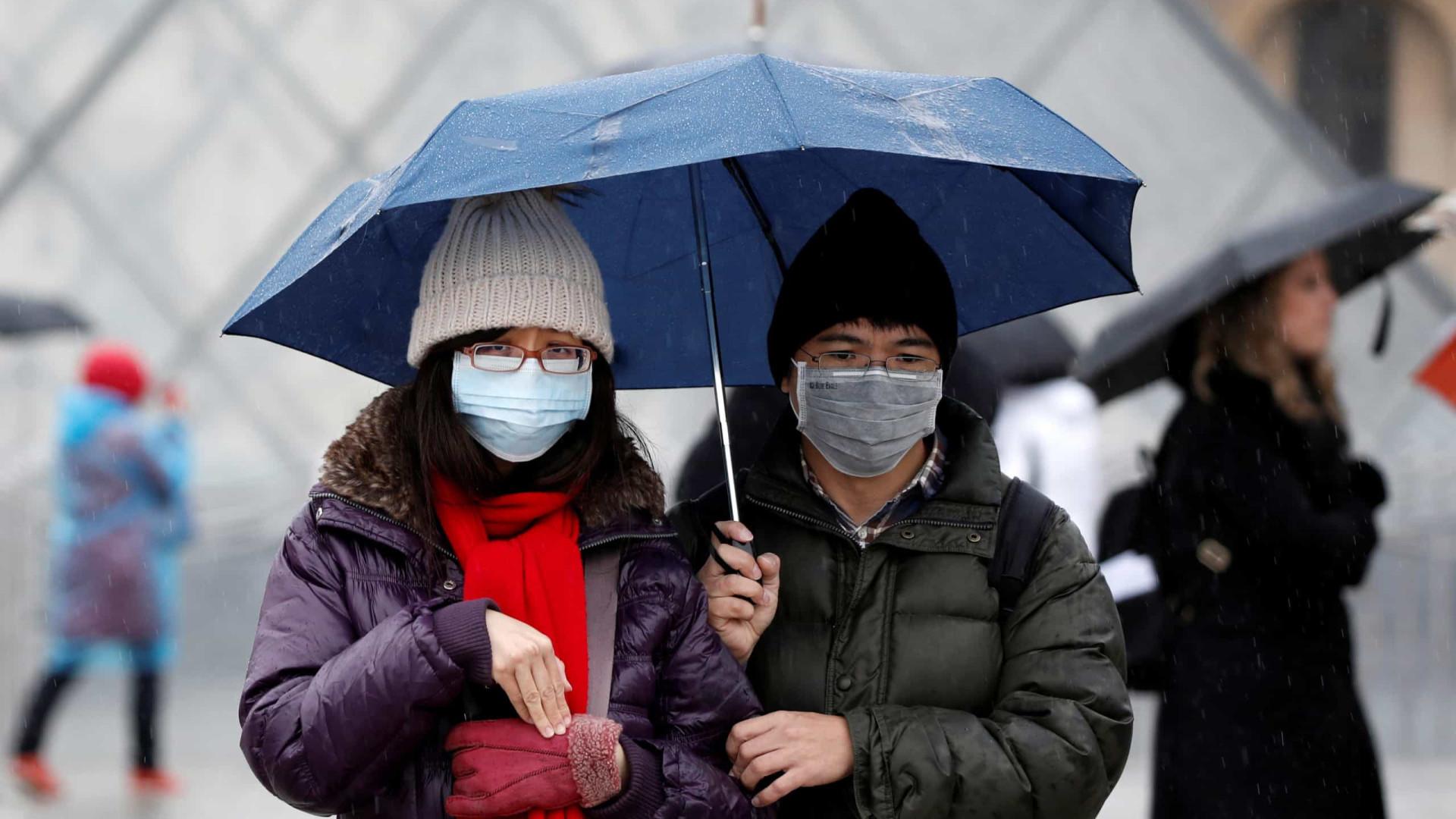 Vírus já matou 186.462 pessoas e infetou quase 2,7 milhões no mundo
