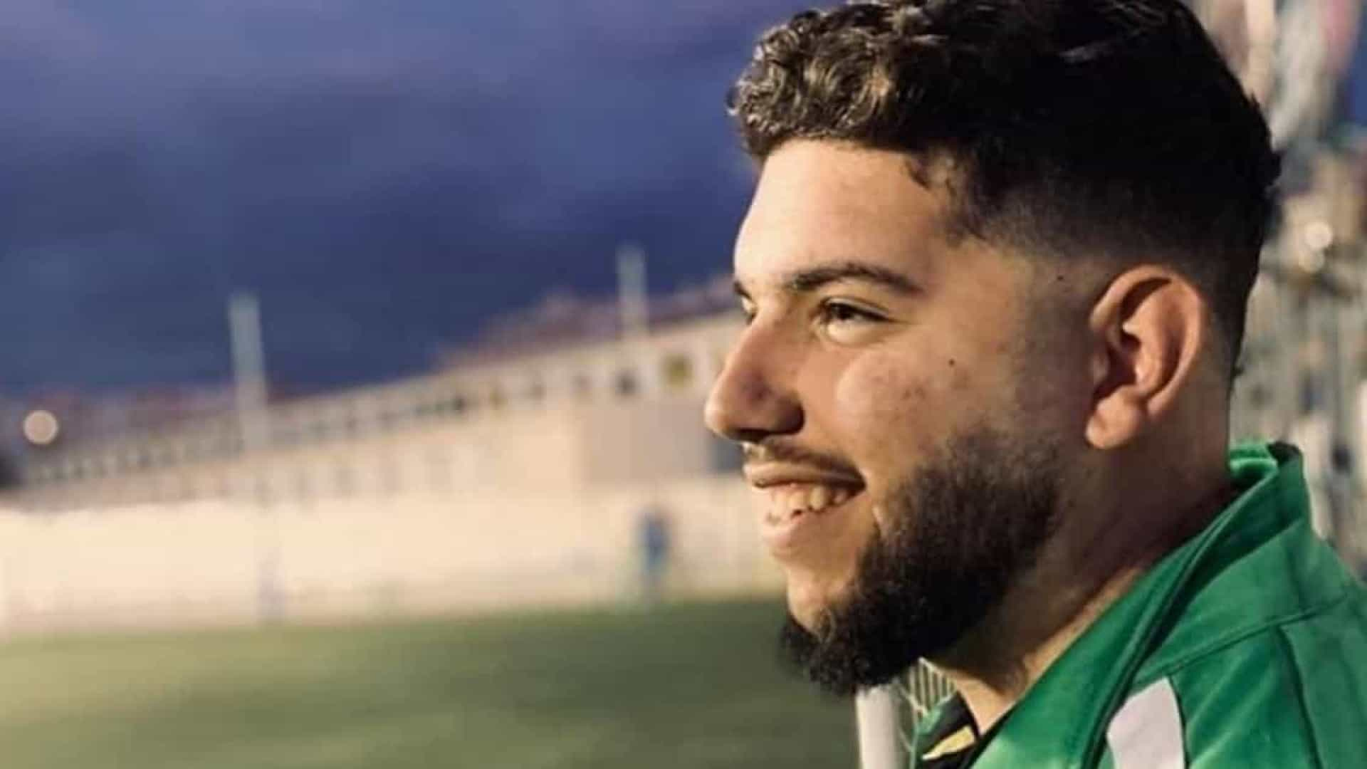 Técnico de futebol na Espanha morre aos 21, vítima de coronavírus