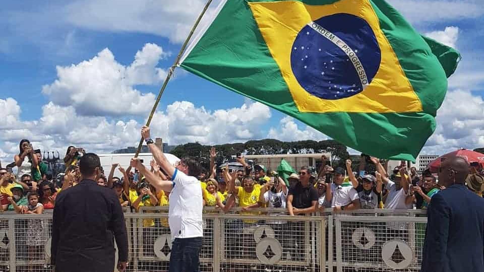 'Todas as representações serão analisadas' diz PGR sobre Bolsonaro
