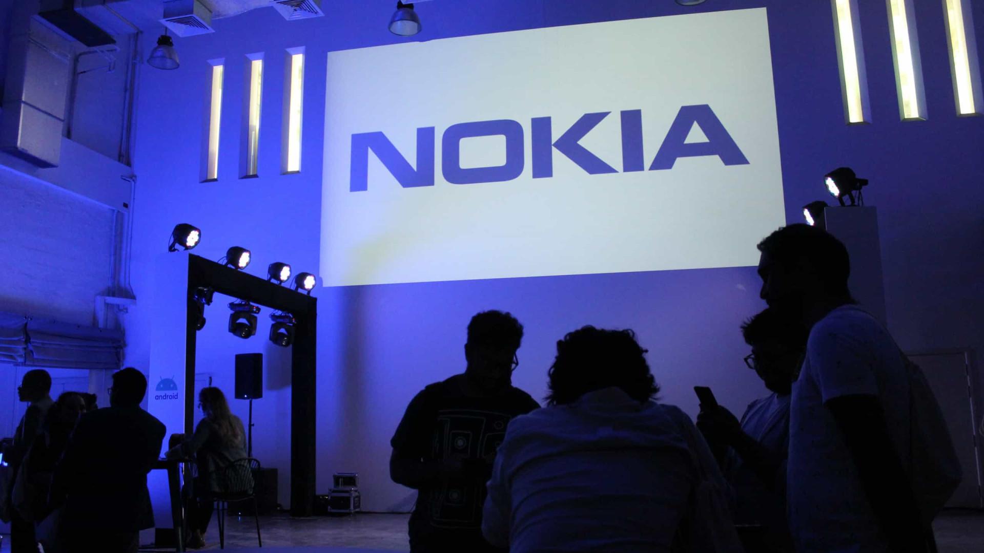 Nokia revelará smartphone 5G esta quinta-feira