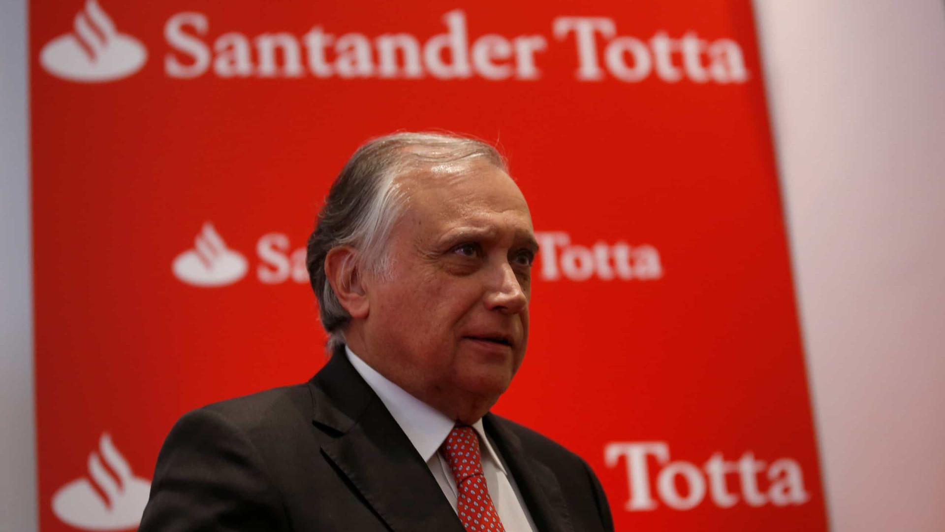 Presidente do Santander Portugal morre após contaminação por covid-19