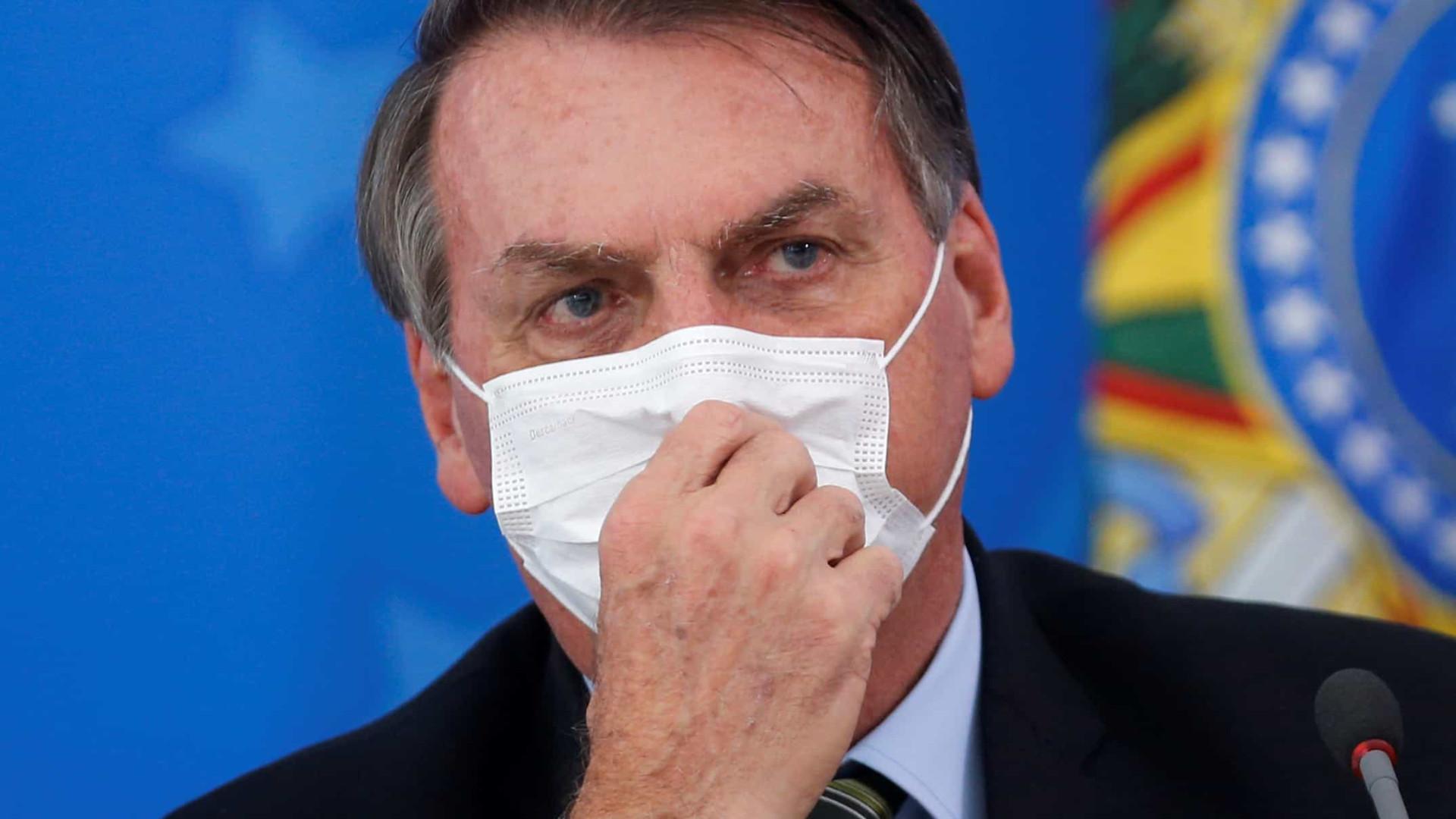 Governadores pedem apoio a Bolsonaro e reafirmam medidas