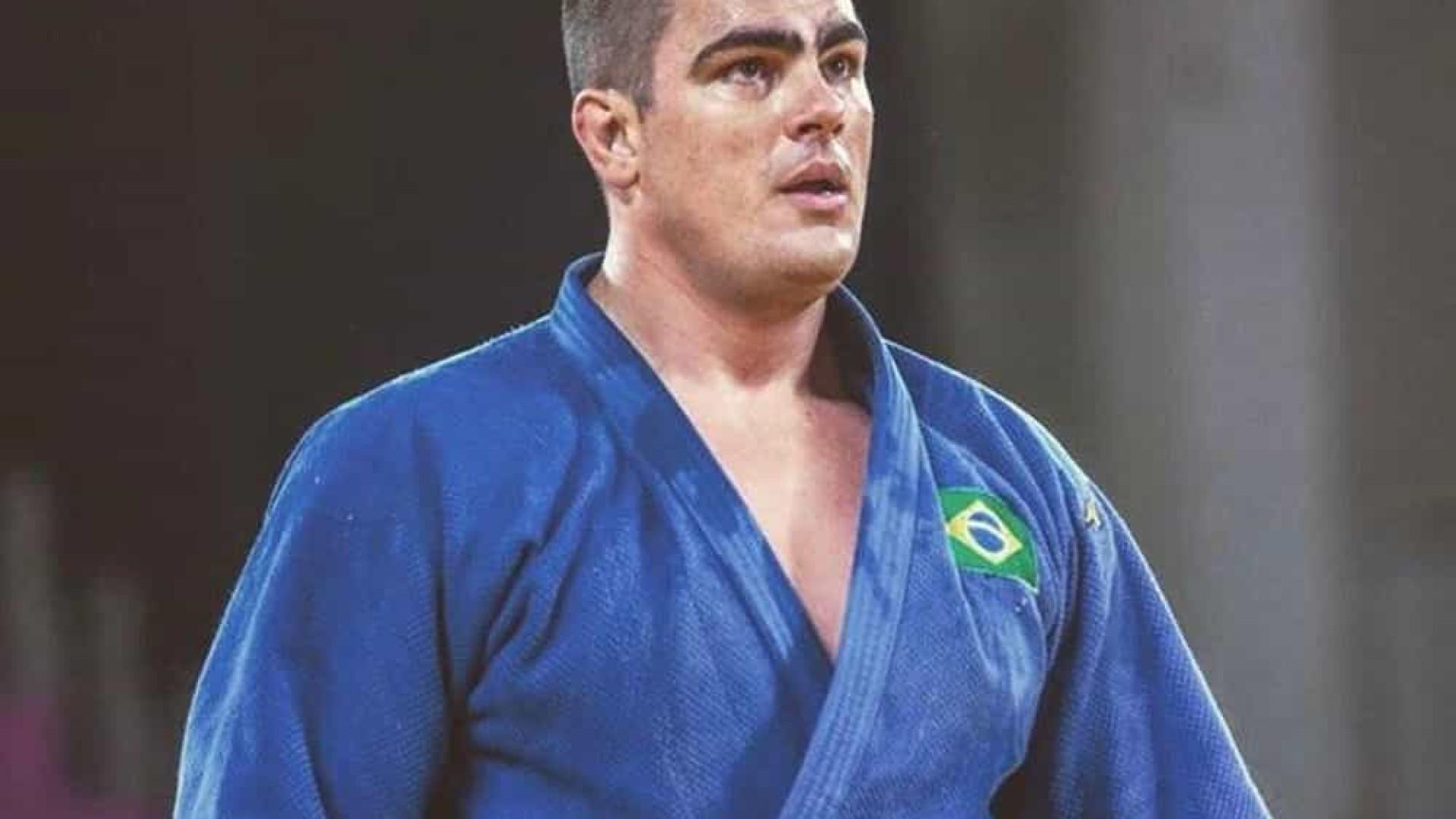 Judoca retribui com projeto social aprendizado que teve na Rocinha