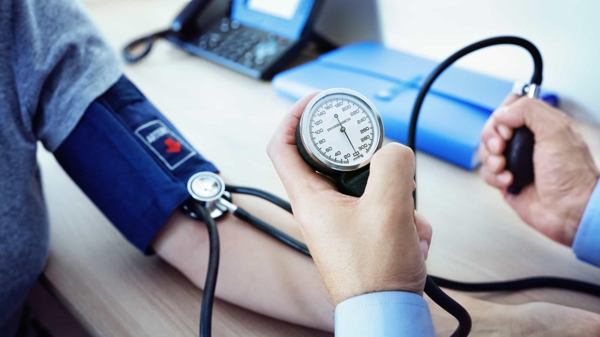 Hipertensão? Quatro maneiras de baixar a pressão arterial