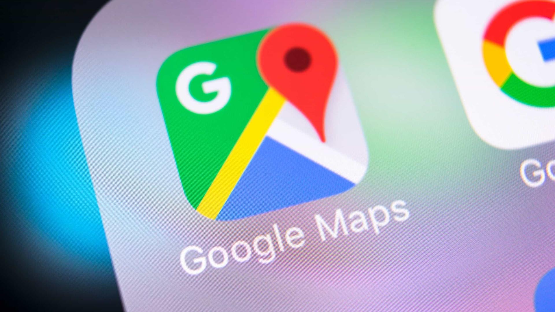 Google Maps. Nova opção quer evitar contágio de Covid-19