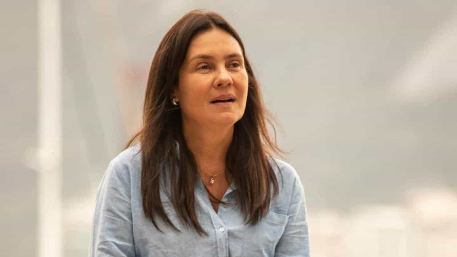 Adriana Esteves perde ação por danos morais contra a Prefeitura do Rio